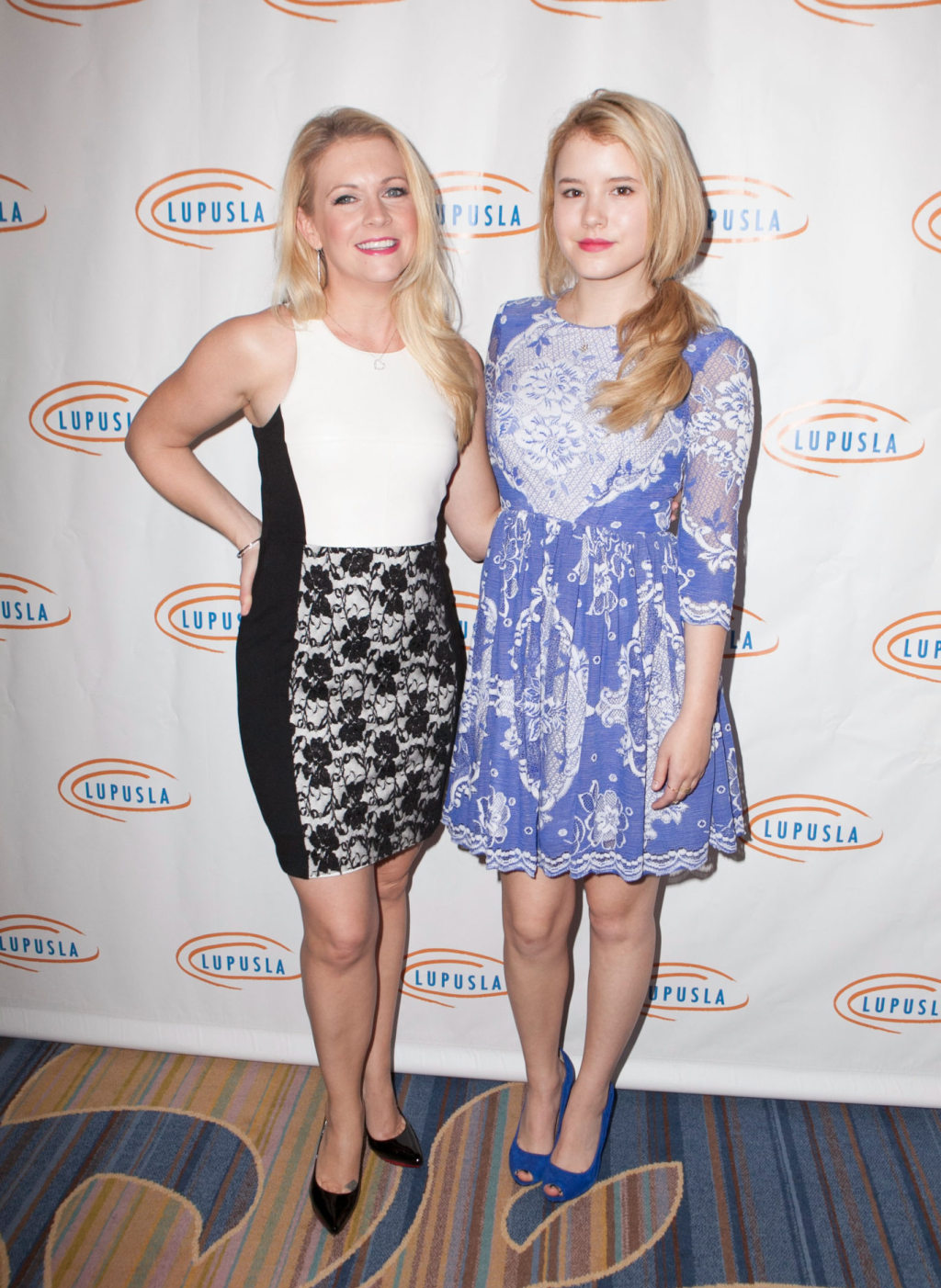 Melissa Joan Hart Lupus Los Angeles Hollywood Bag Ladies Luncheon in Beverly Hills
