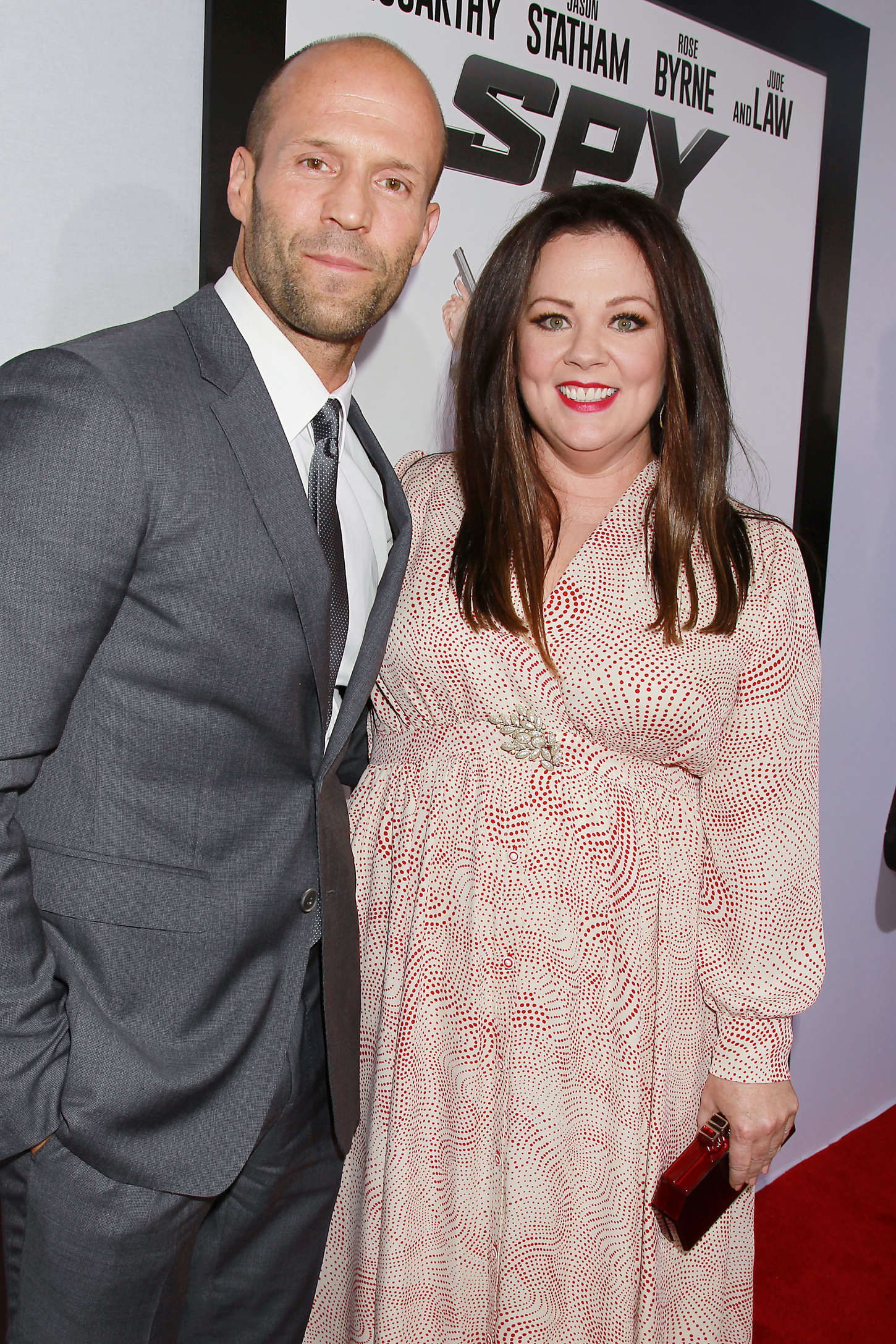 Melissa McCarthy Spy Premiere in New York