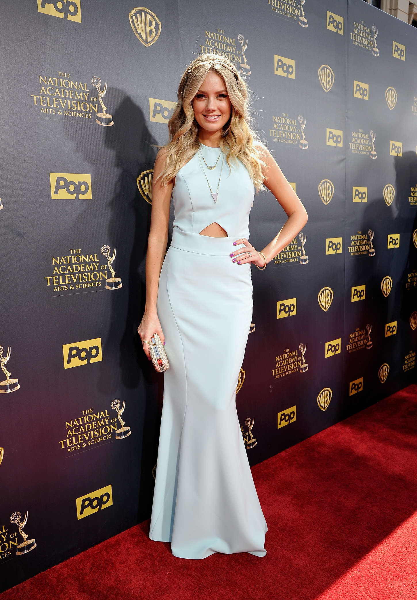 Melissa Ordway Annual Daytime Emmy Awards in Burbank