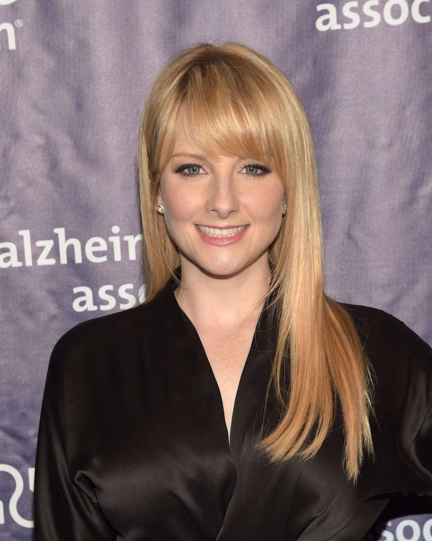 Melissa Rauch A Night At Sardi's in Beverly Hills