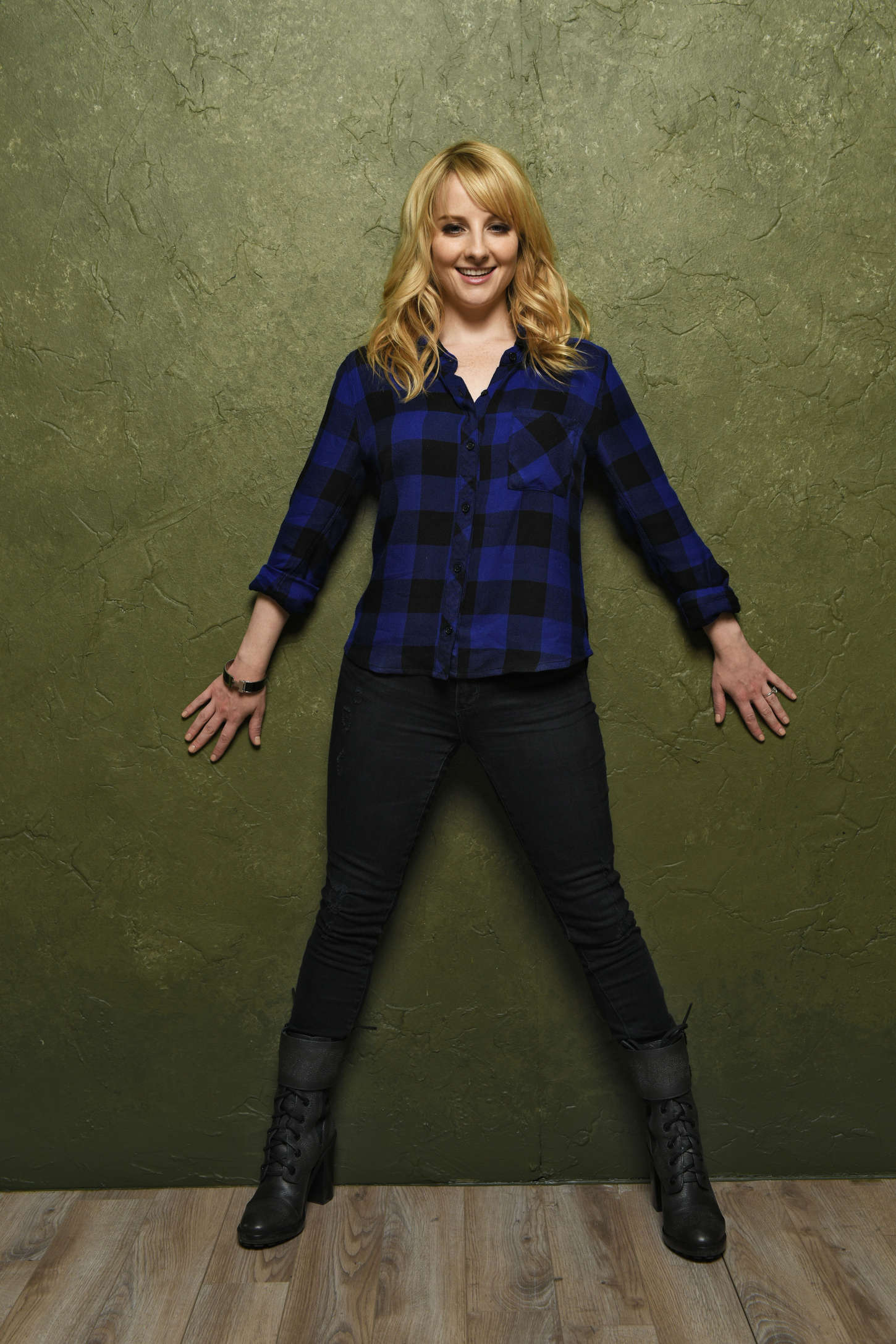 Melissa Rauch The Bronze Portraits Sundance Film Festival in Park City