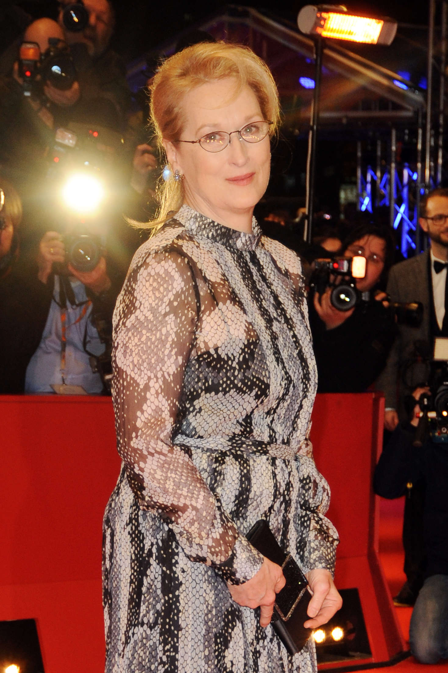 Meryl Streep Hail Caesar Premiere at the Berlin Film Festival