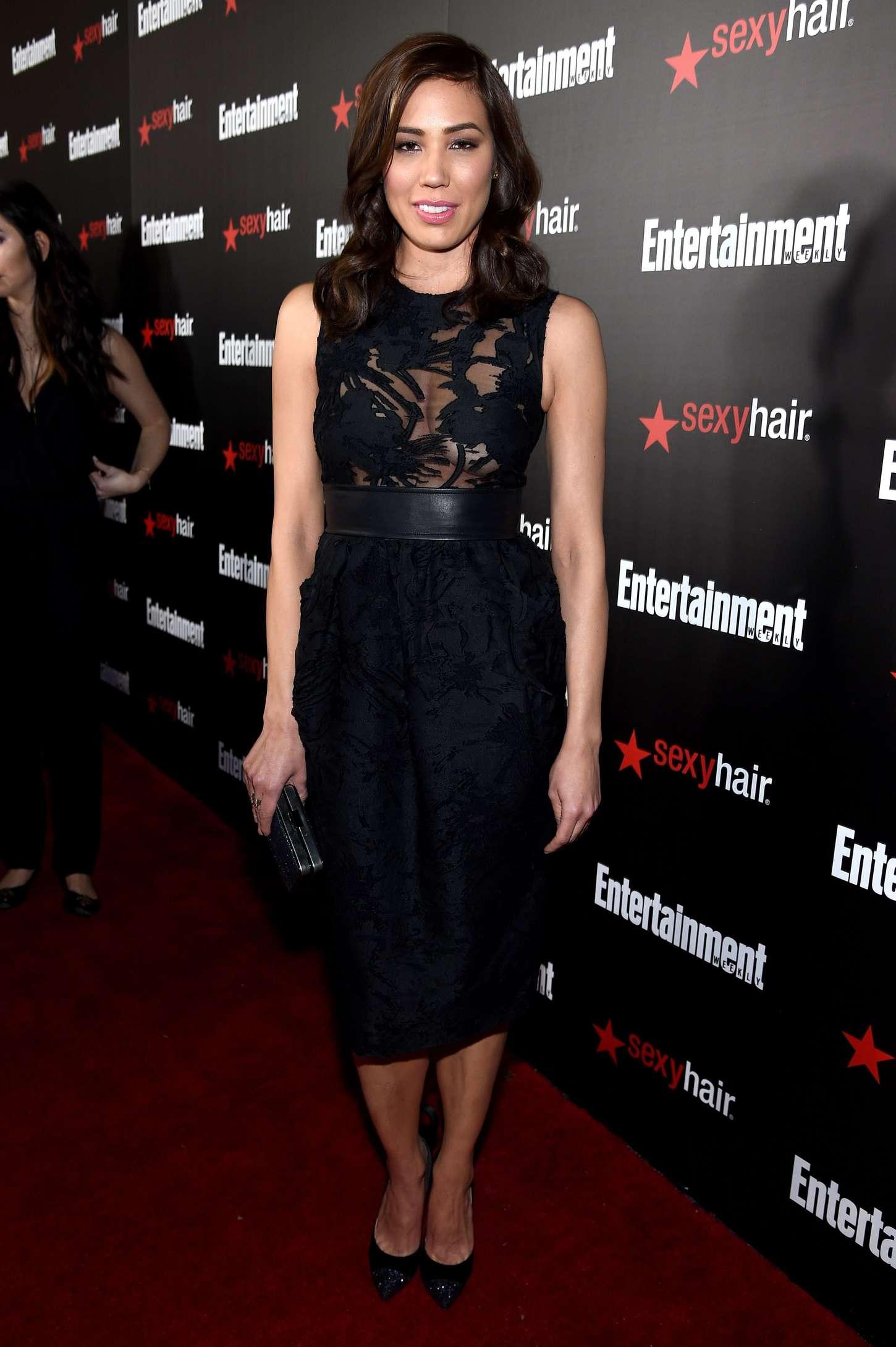 Michaela Conlin Entertainment Weeklys SAG Awards Nominees in Los Angeles