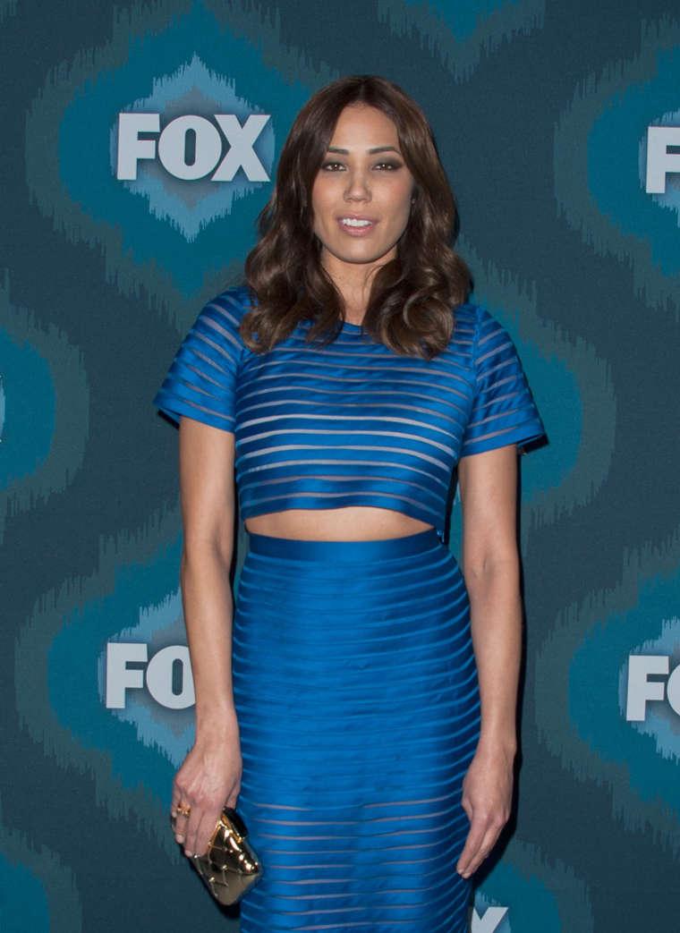 Michaela Conlin FOX All-Star Party in Pasadena