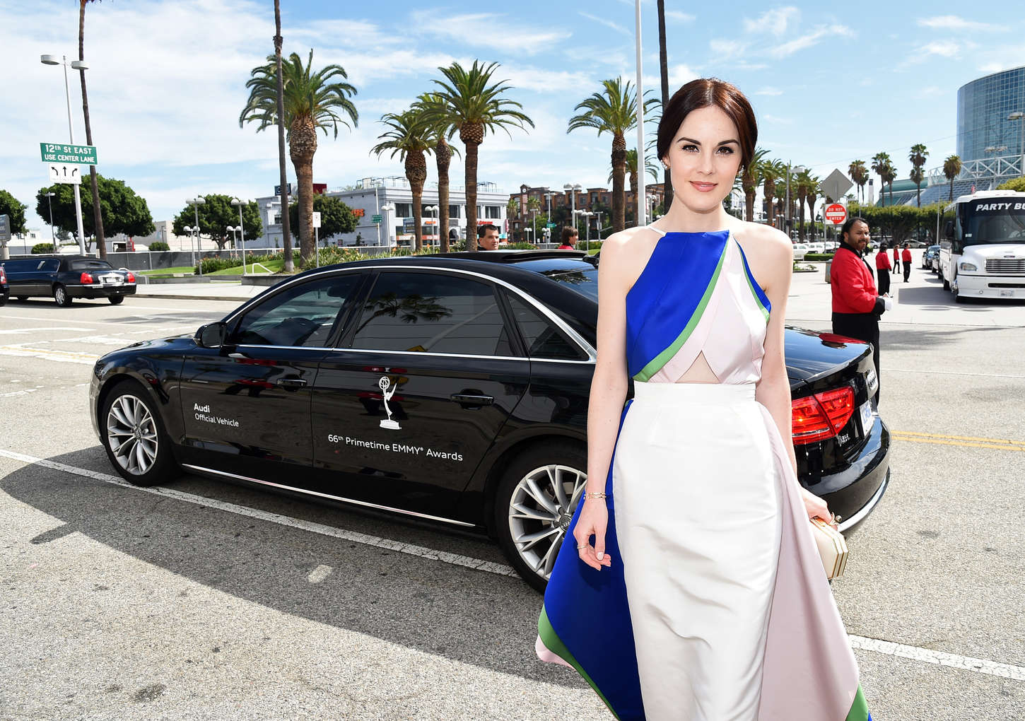 Michelle Dockery annual Primetime Emmy Awards in Los Angeles