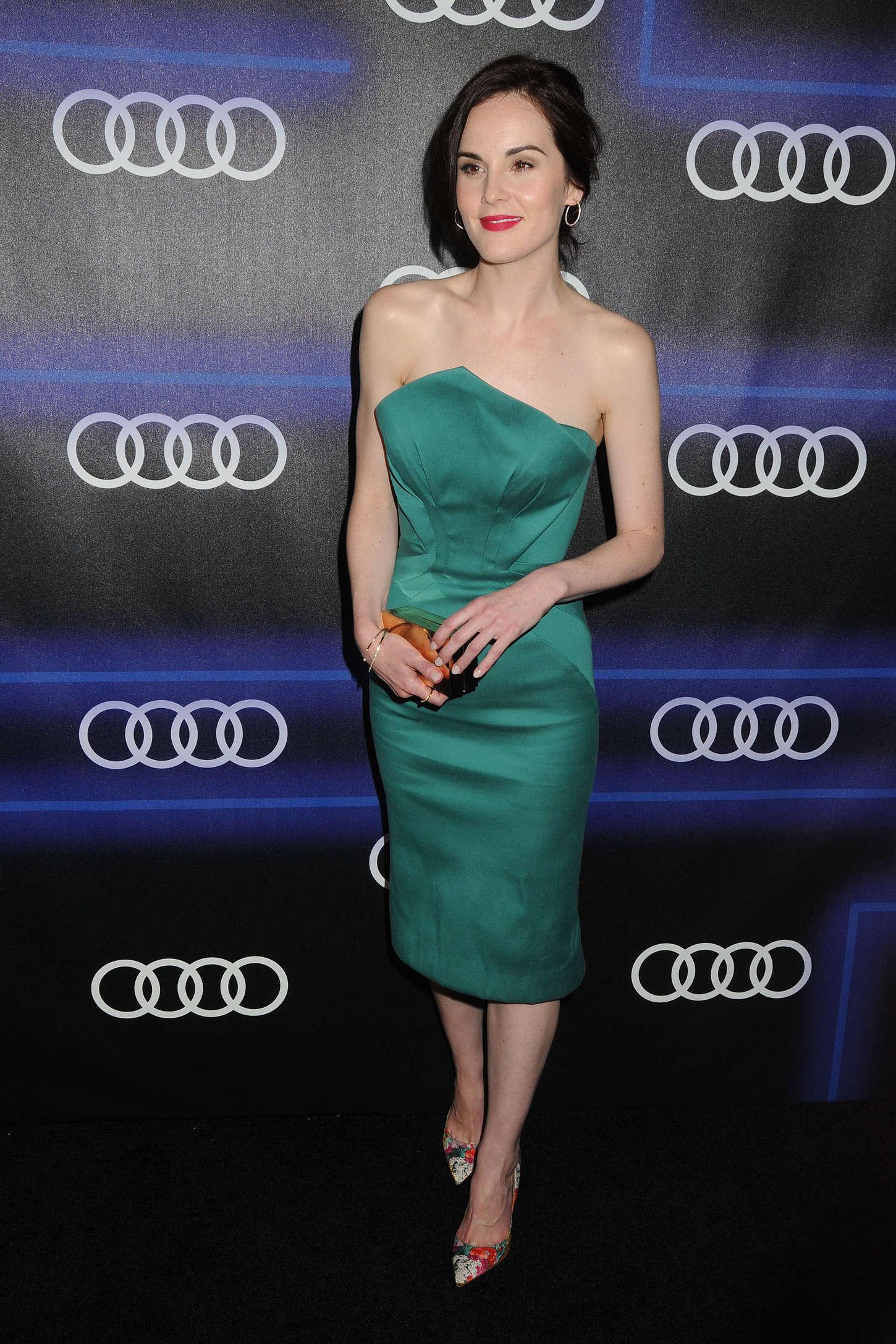 Michelle Dockery Audis Celebration of Emmys Week in Los Angeles