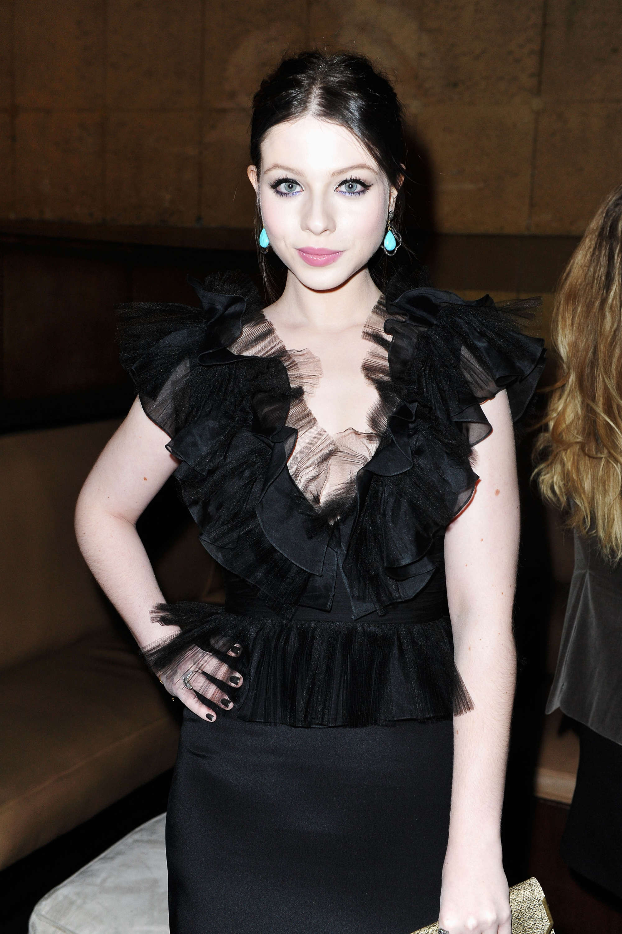 Michelle Trachtenberg at Art of Elysium Heavan gala in Los Angeles