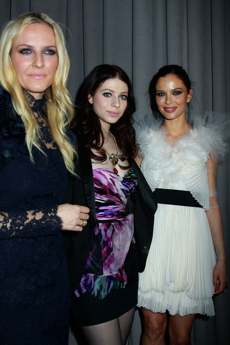 Michelle Trachtenberg Marchesa Fall Presentation