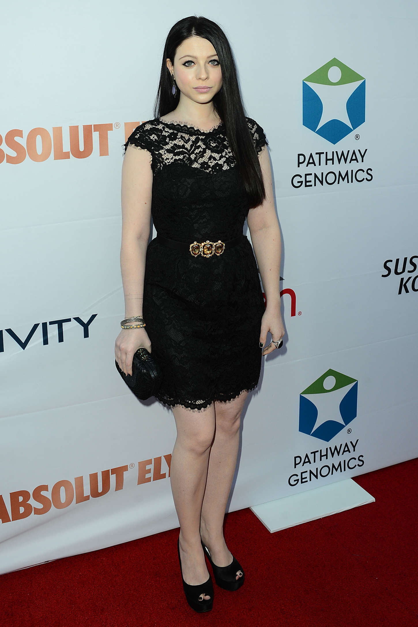 Michelle Trachtenberg Pathway To The Cure Fundraiser Benefit in Santa Monica