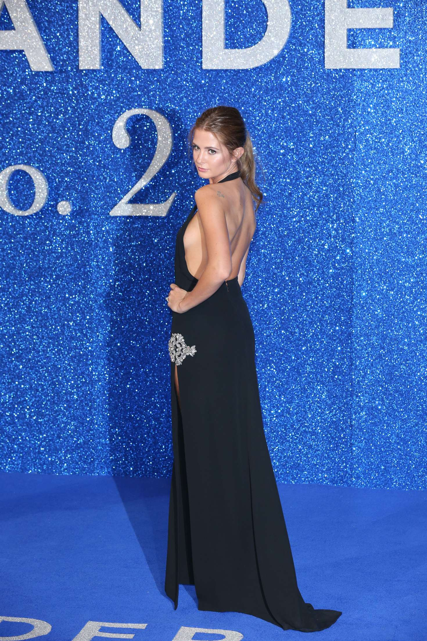 Millie Mackintosh Zoolander Premiere in London