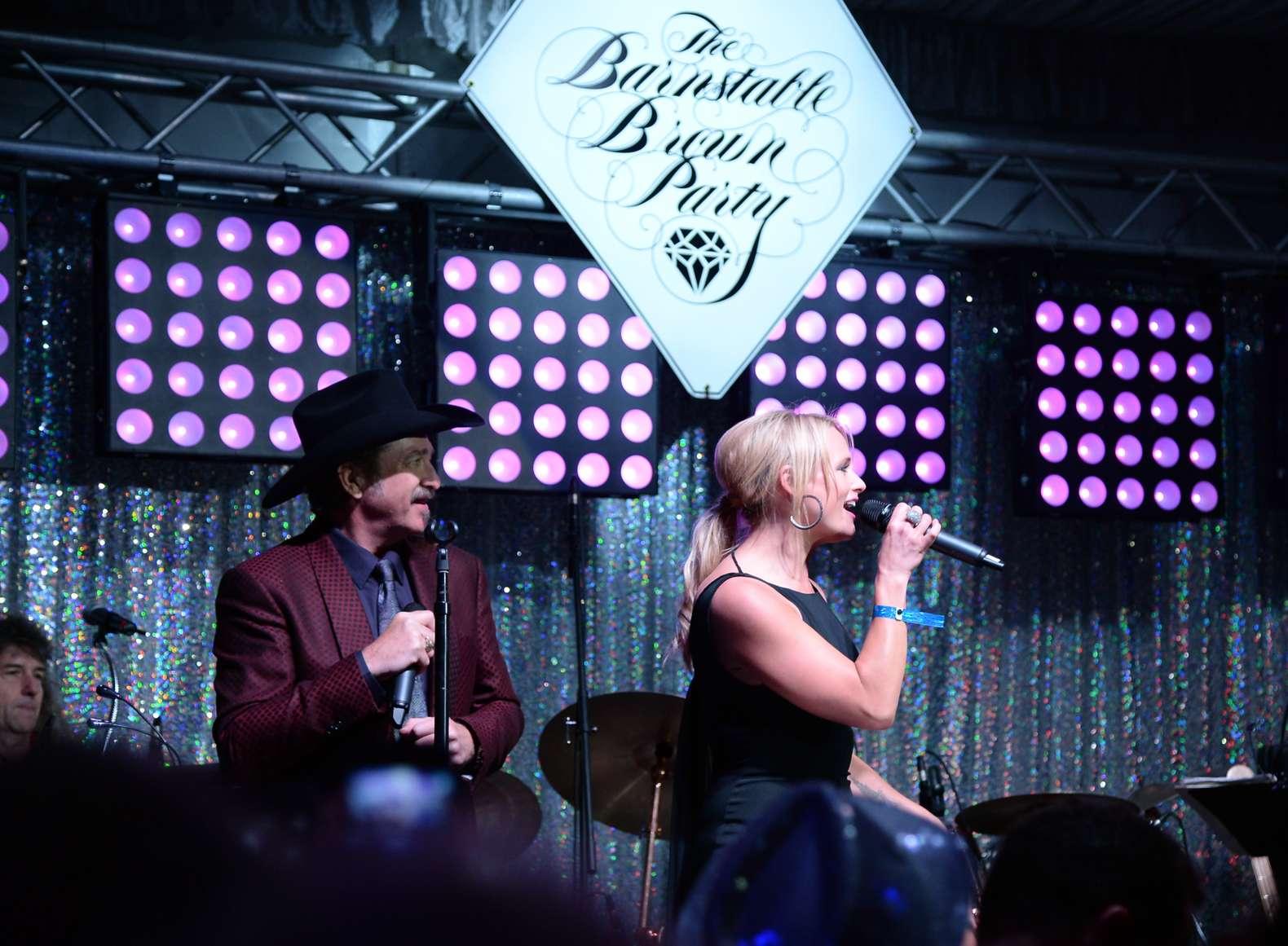 Miranda Lambert Barnstable Brown Derby Gala