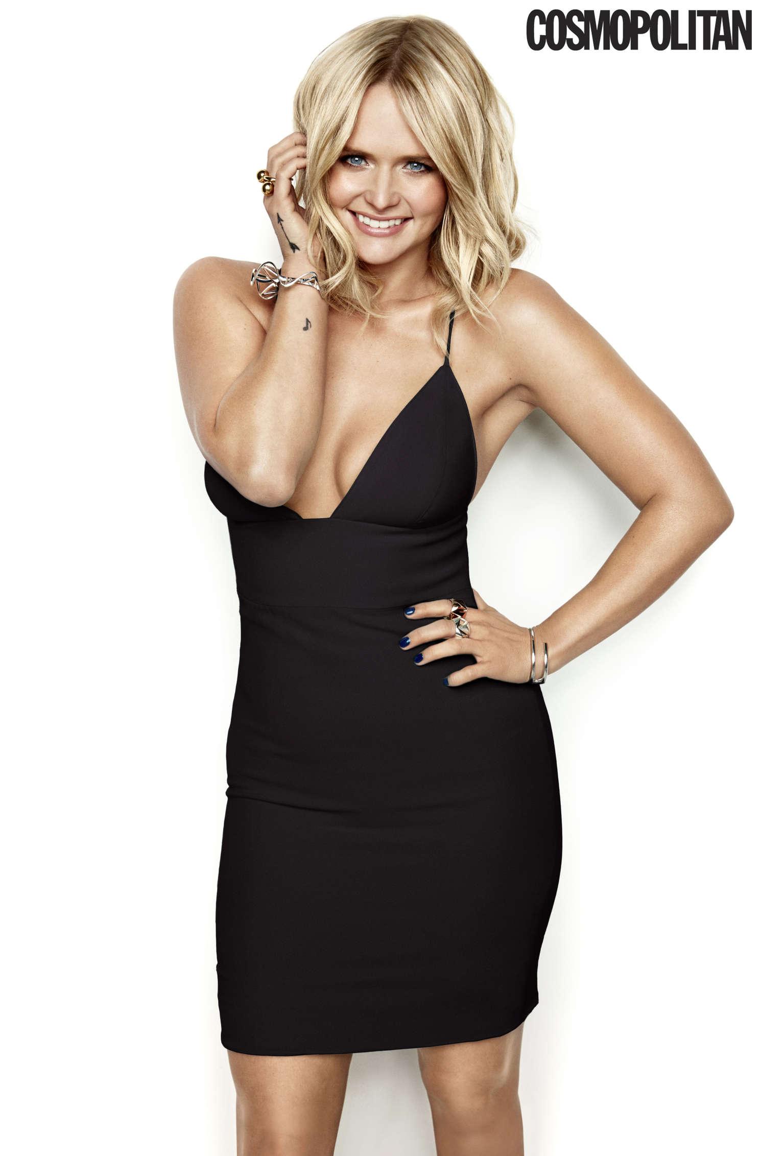 Miranda Lambert Cosmopolitan Magazine
