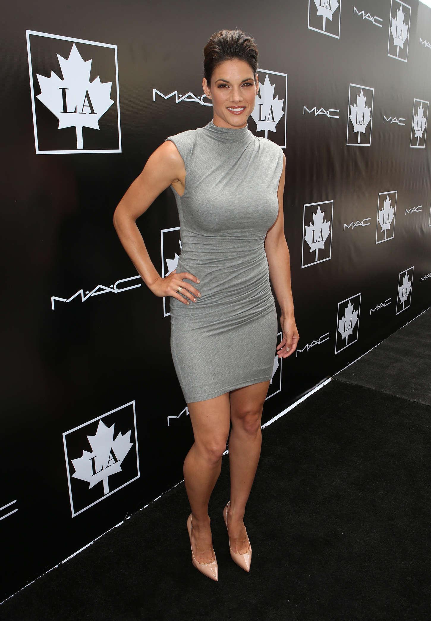 Missy Peregrym Golden Maple Awards in Beverly Hills