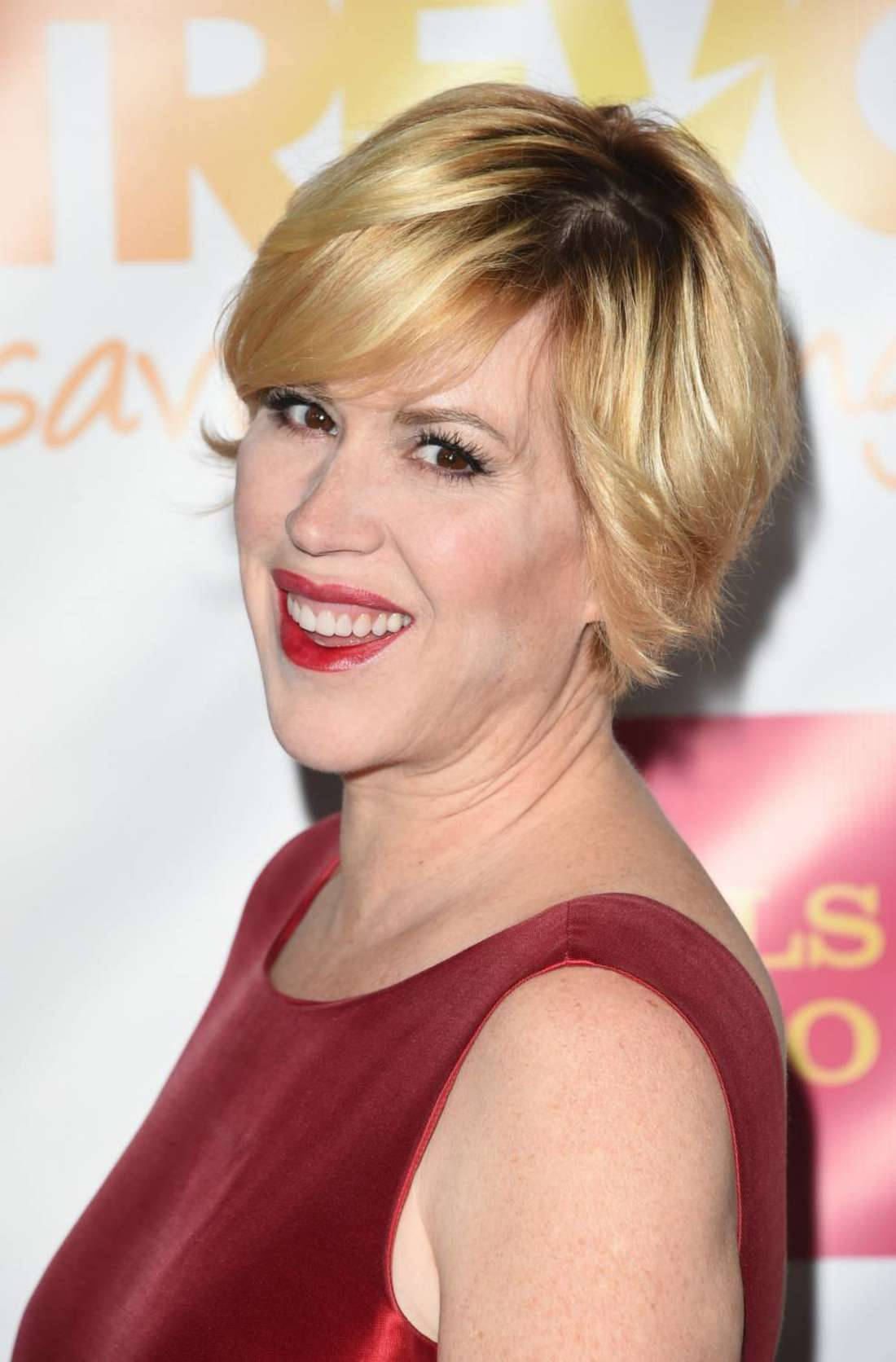 Molly Ringwald TrevorLIVE The Trevor Project Event in Los Angeles