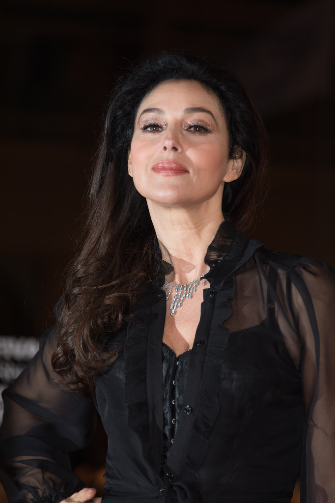Monica Bellucci Intl Marrakech Film Festival in Morocco