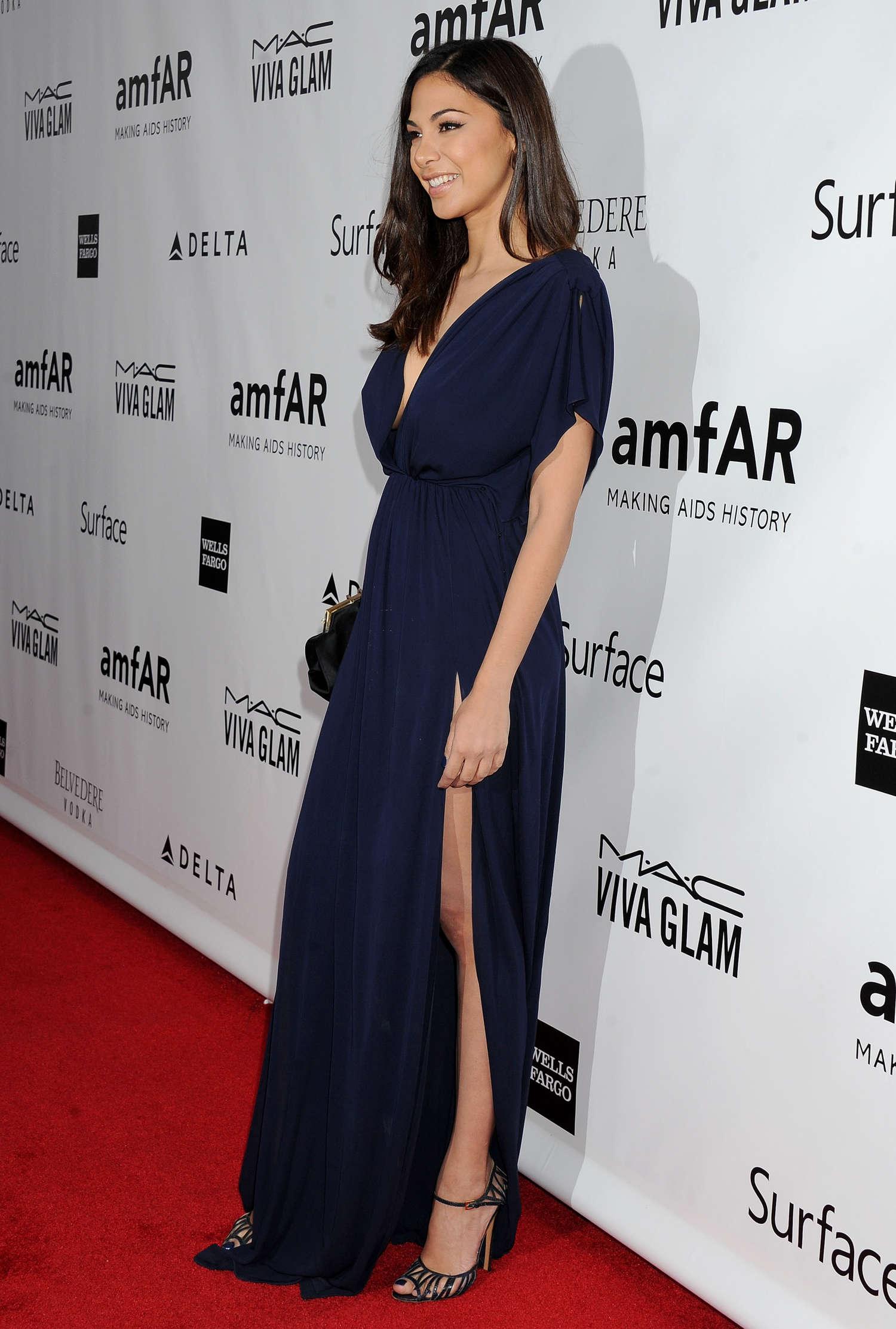 Moran Atias amFAR Inspiration Gala in Los Angeles