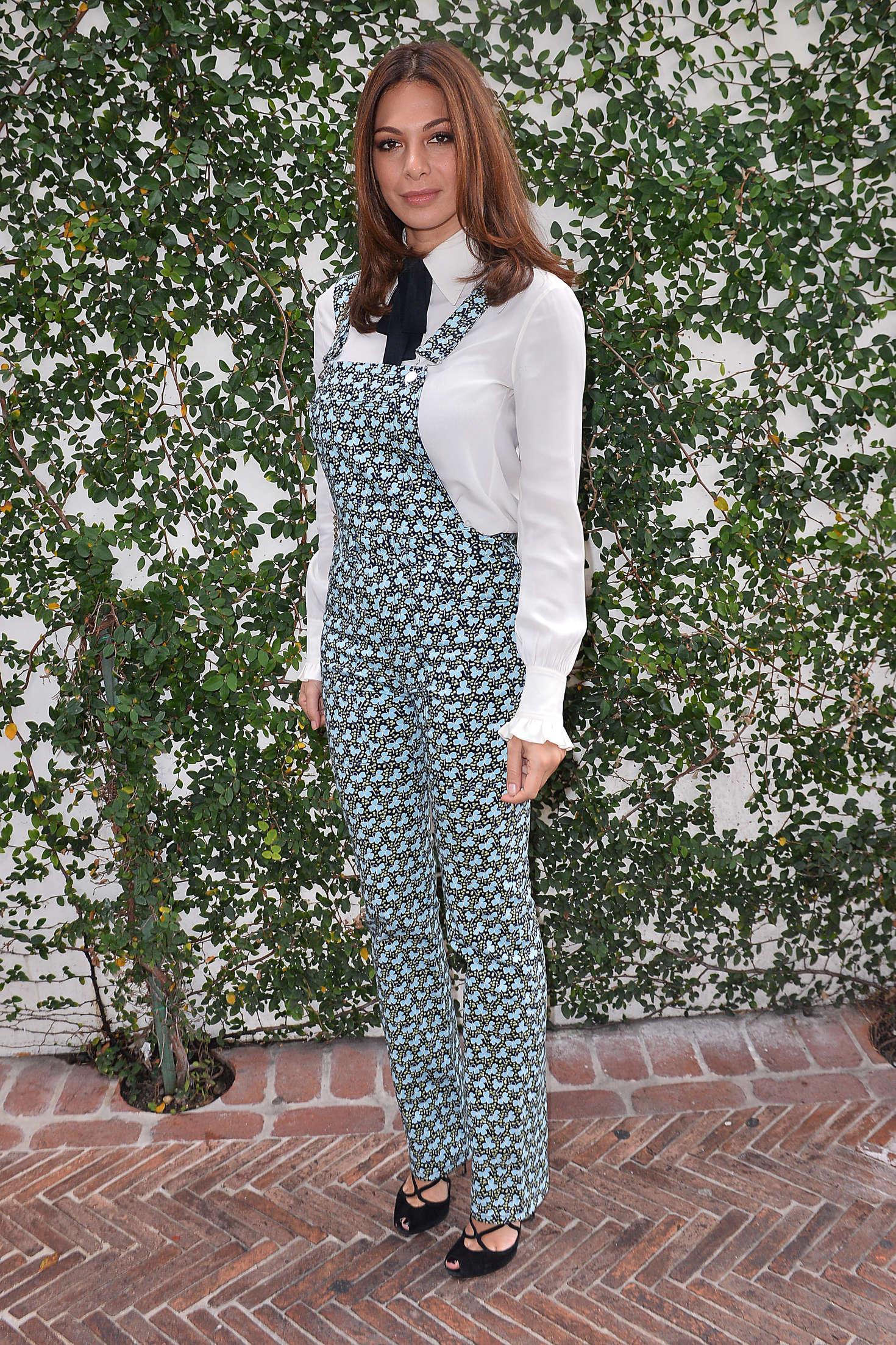 Moran Atias W Magazines It Girl Luncheon in Los Angeles