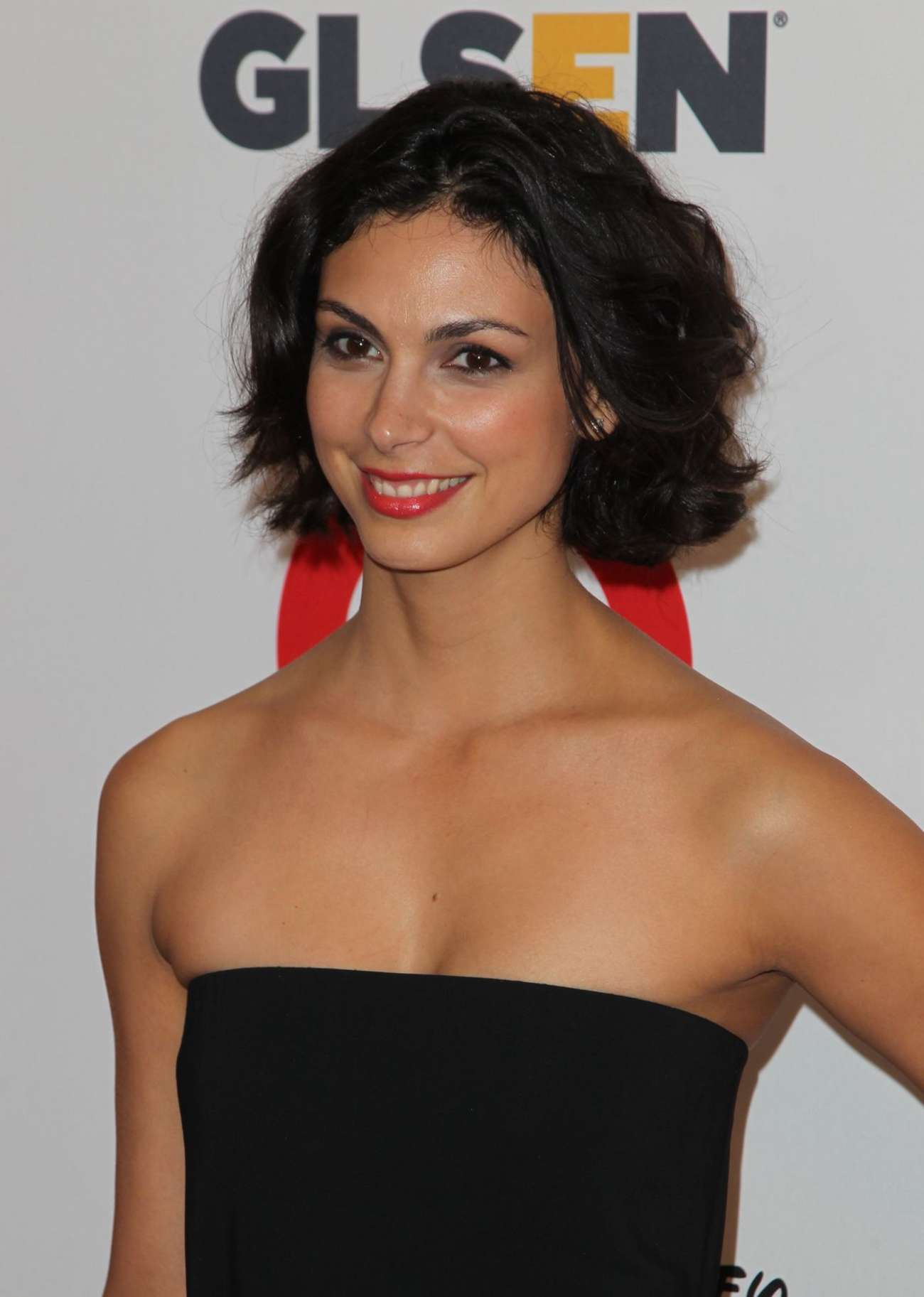 Morena Baccarin GLSEN Respect Awards in Beverly Hills