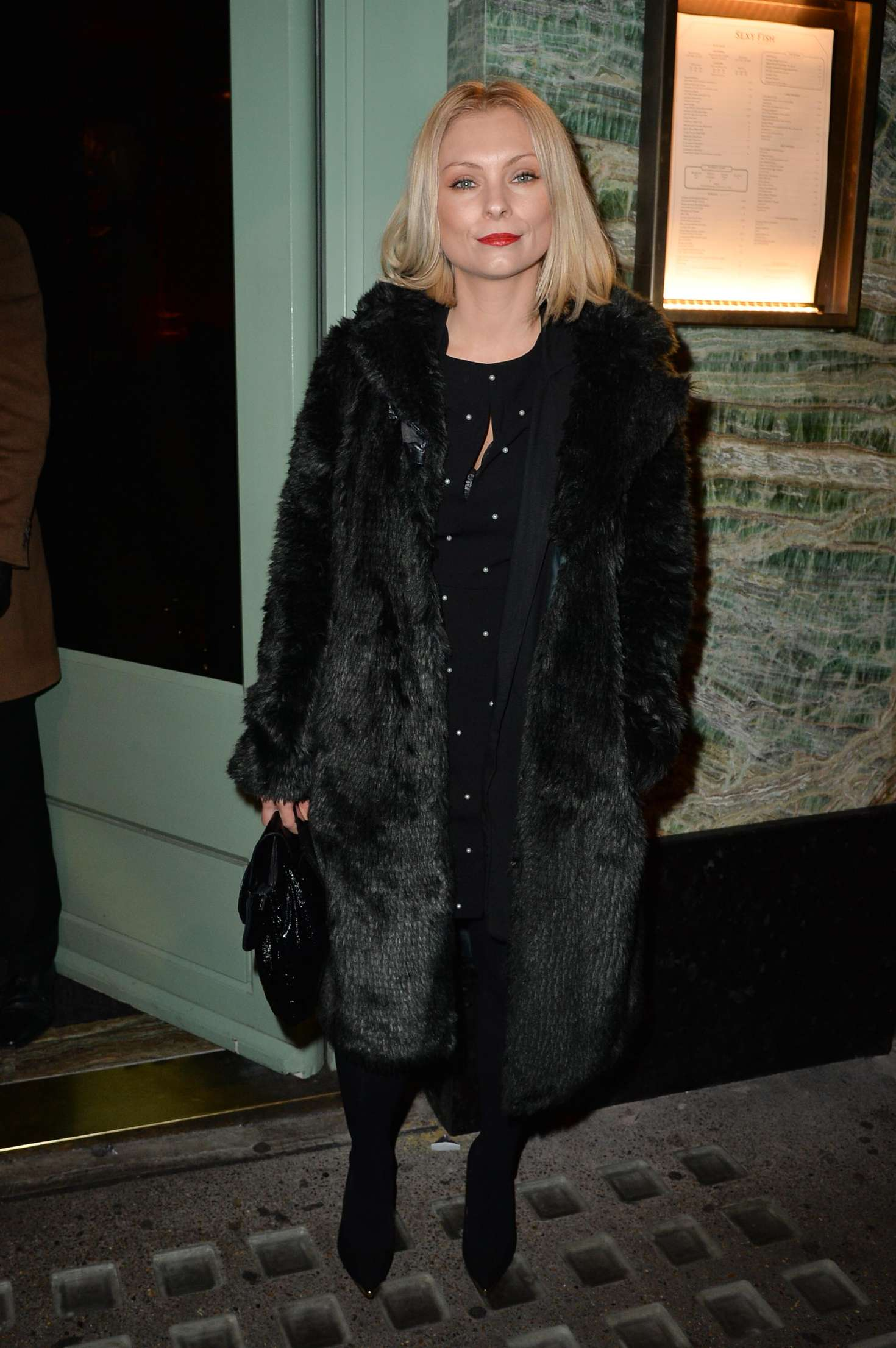 MyAnna Buring at Private Dinner of Creme de la Mer in London