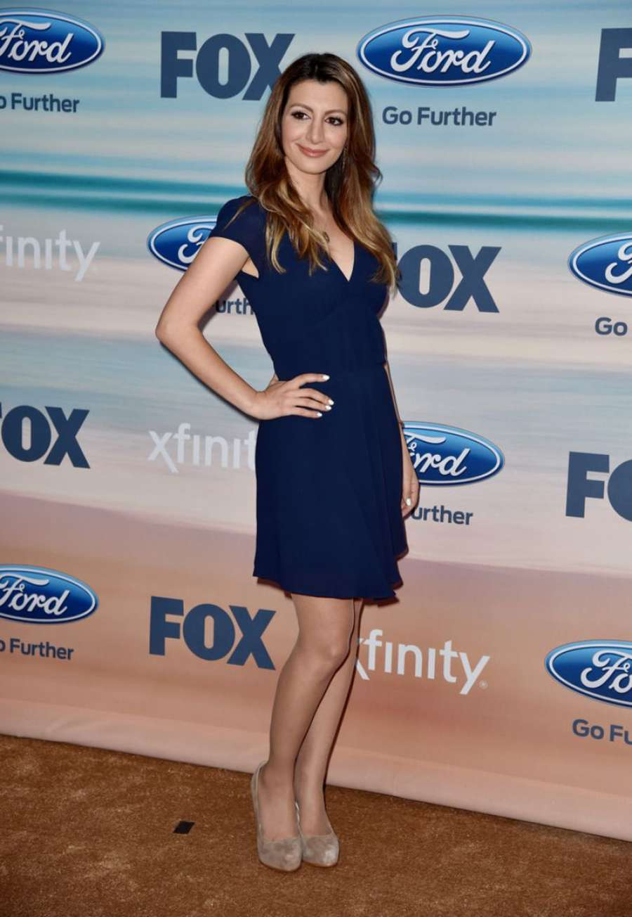Nasim Pedrad FOX Fall Eco-Casino Party in Santa Monica
