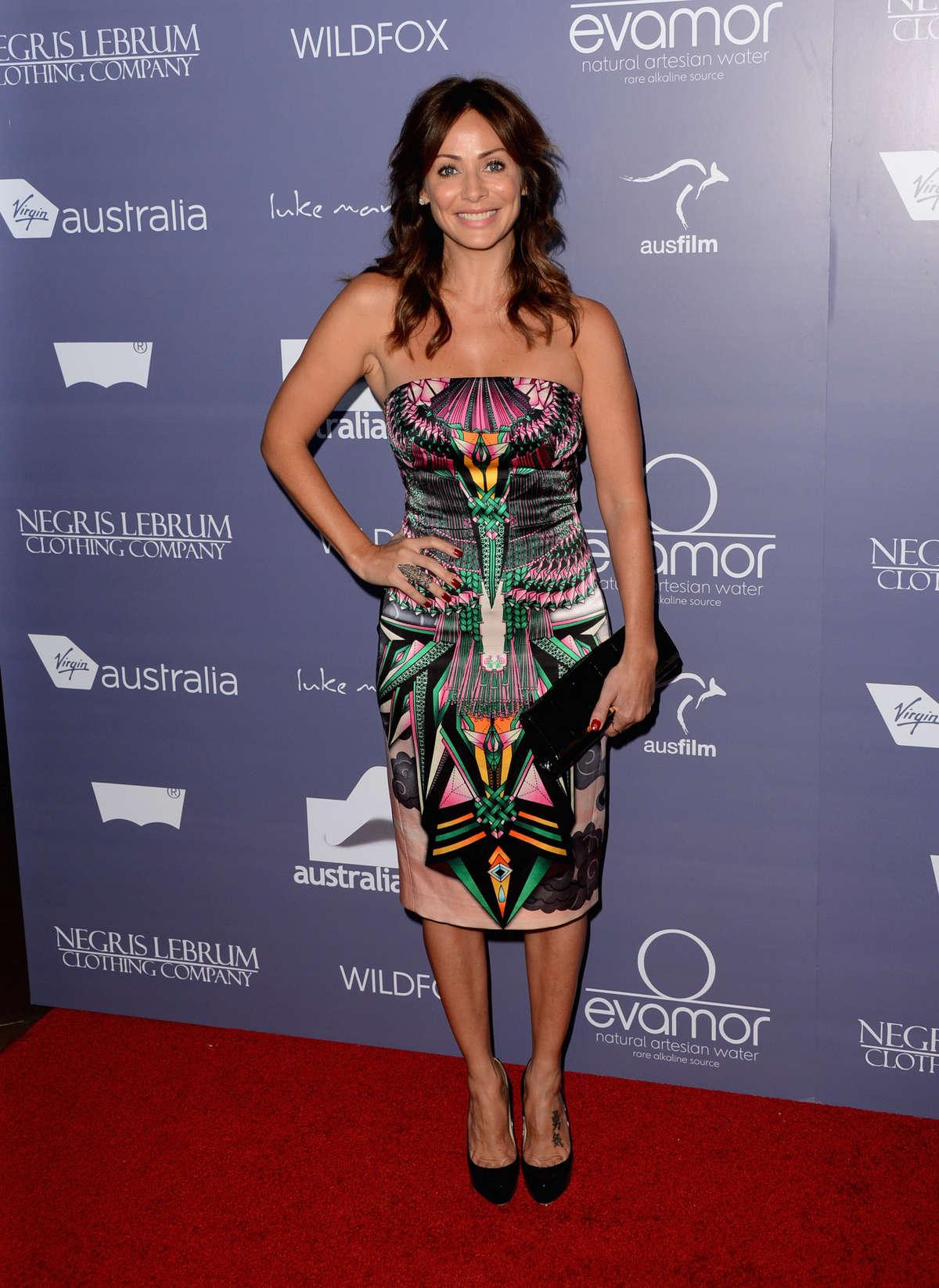 Natalie Imbruglia Australians In Film Awards Dinner
