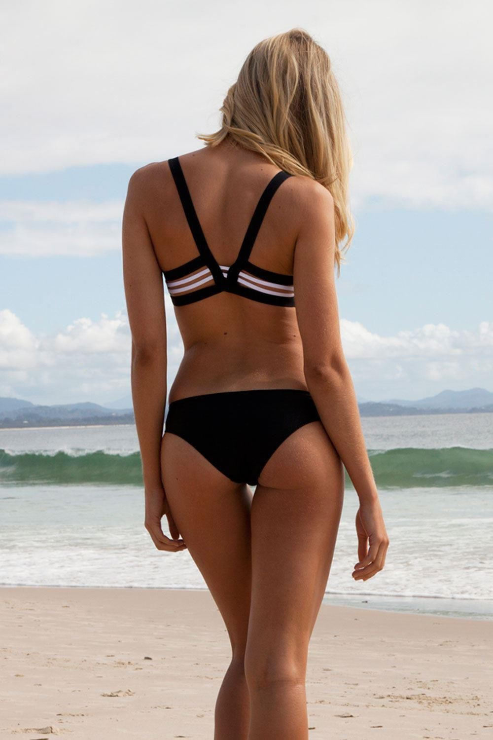 Natalie Jayne Roser Sheridyn Swimwear Collection
