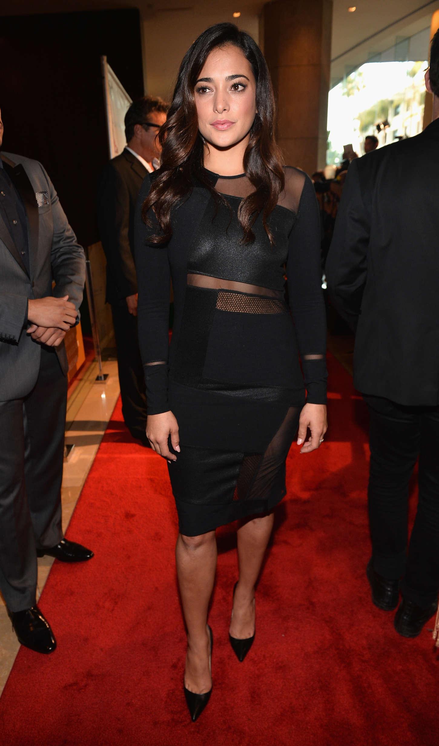 Natalie Martinez Annual Imagen Awards in Beverly Hillsa