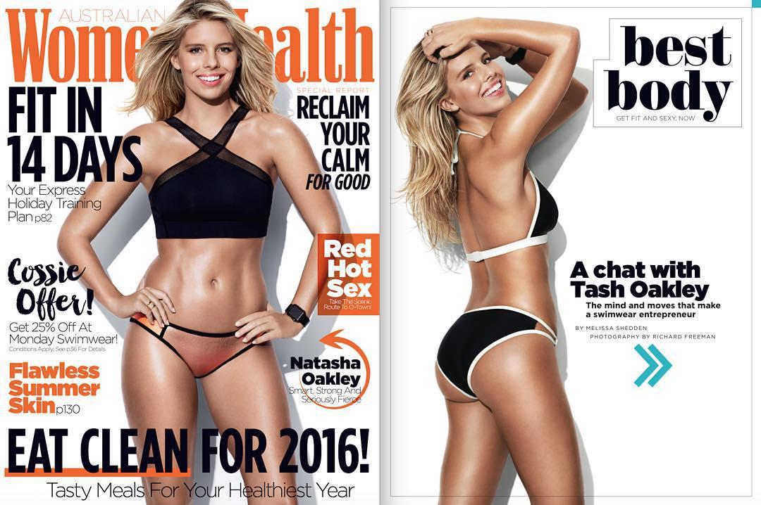 Natasha Oakley Womens Health Australia