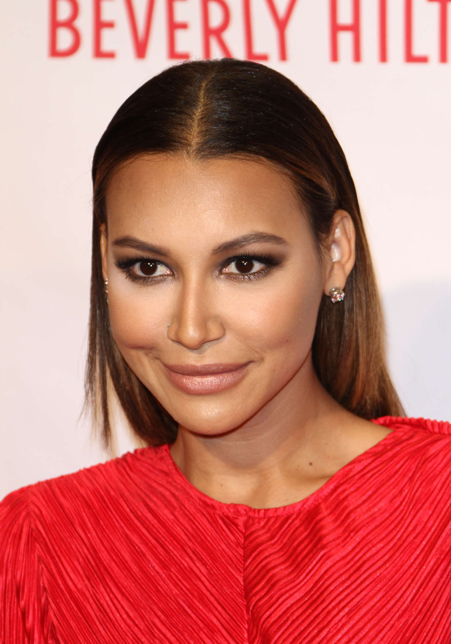 Naya Rivera Annual Race To Erase MS Gala in Beverly Hills