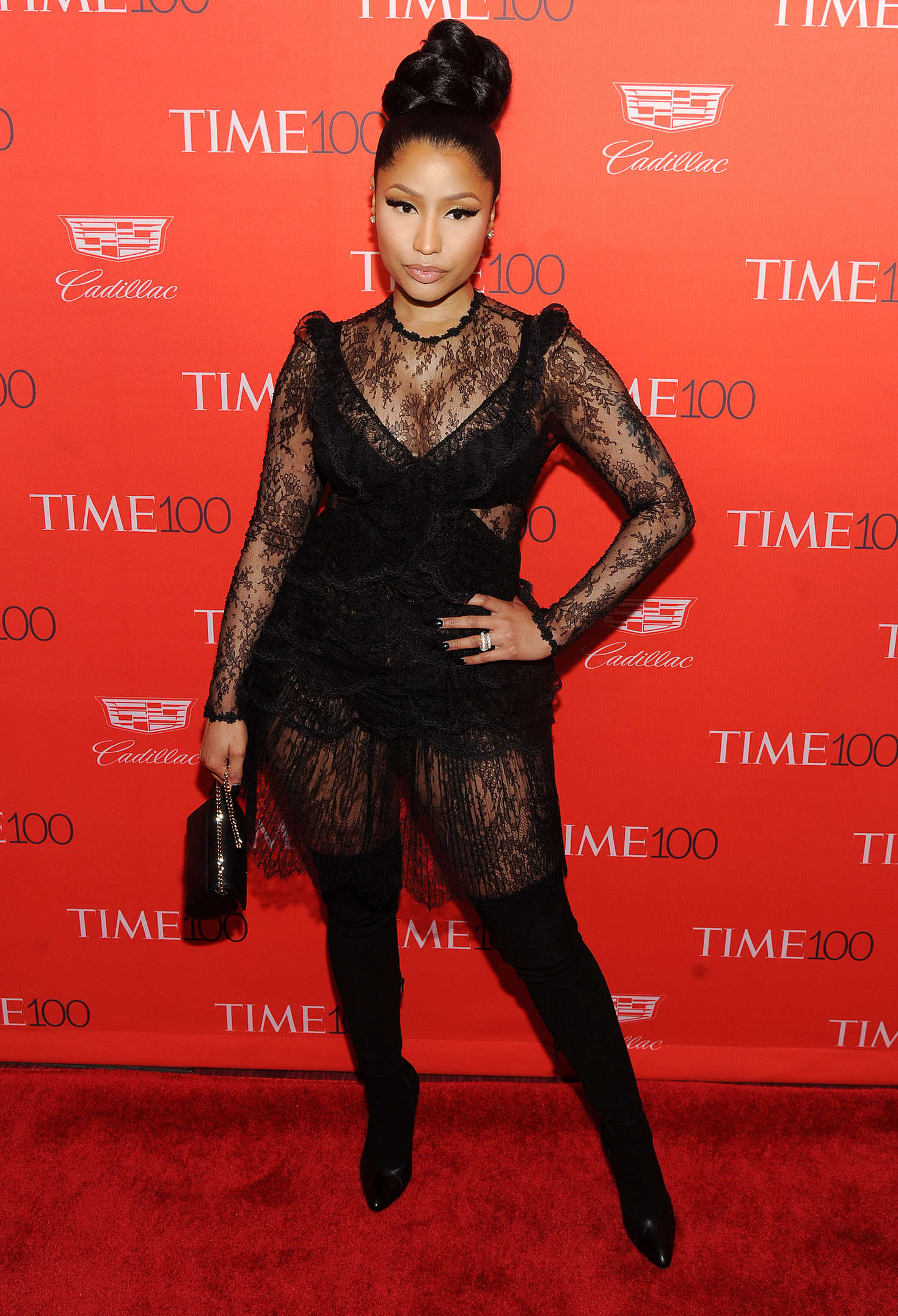 Nicki Minaj Time Gala in New York