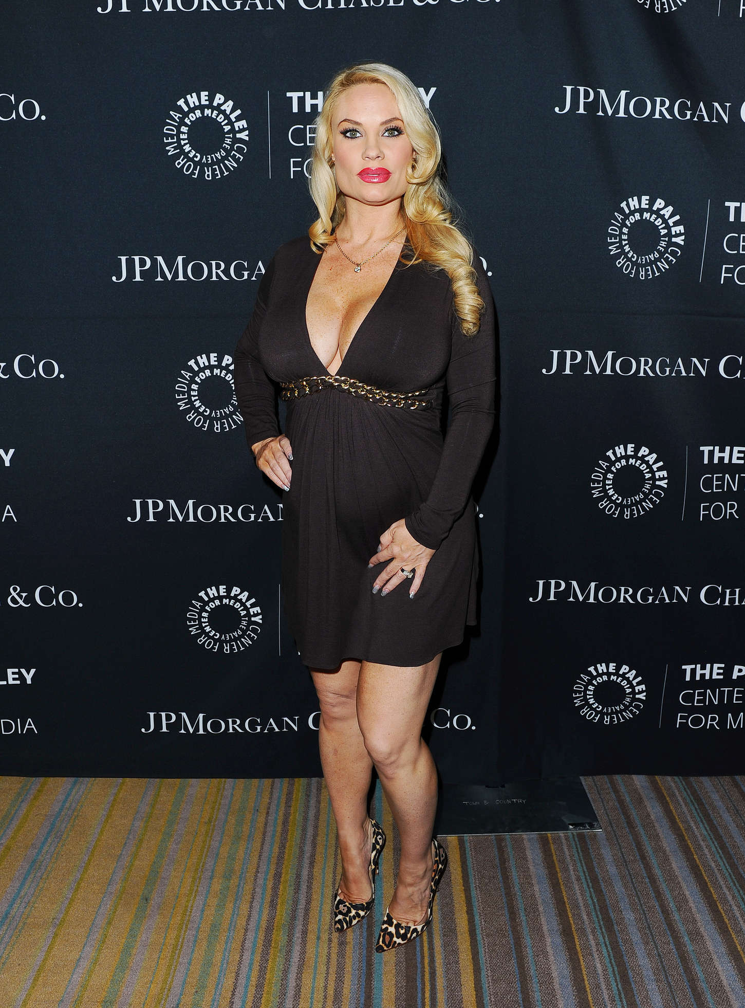 Nicole Coco Austin Tribute to African American Achievements in Television in Beverly Hills