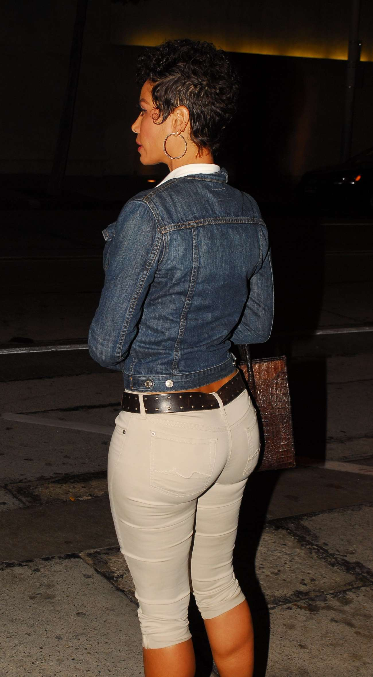 Nicole Murphy at Craigs in West Hollywood