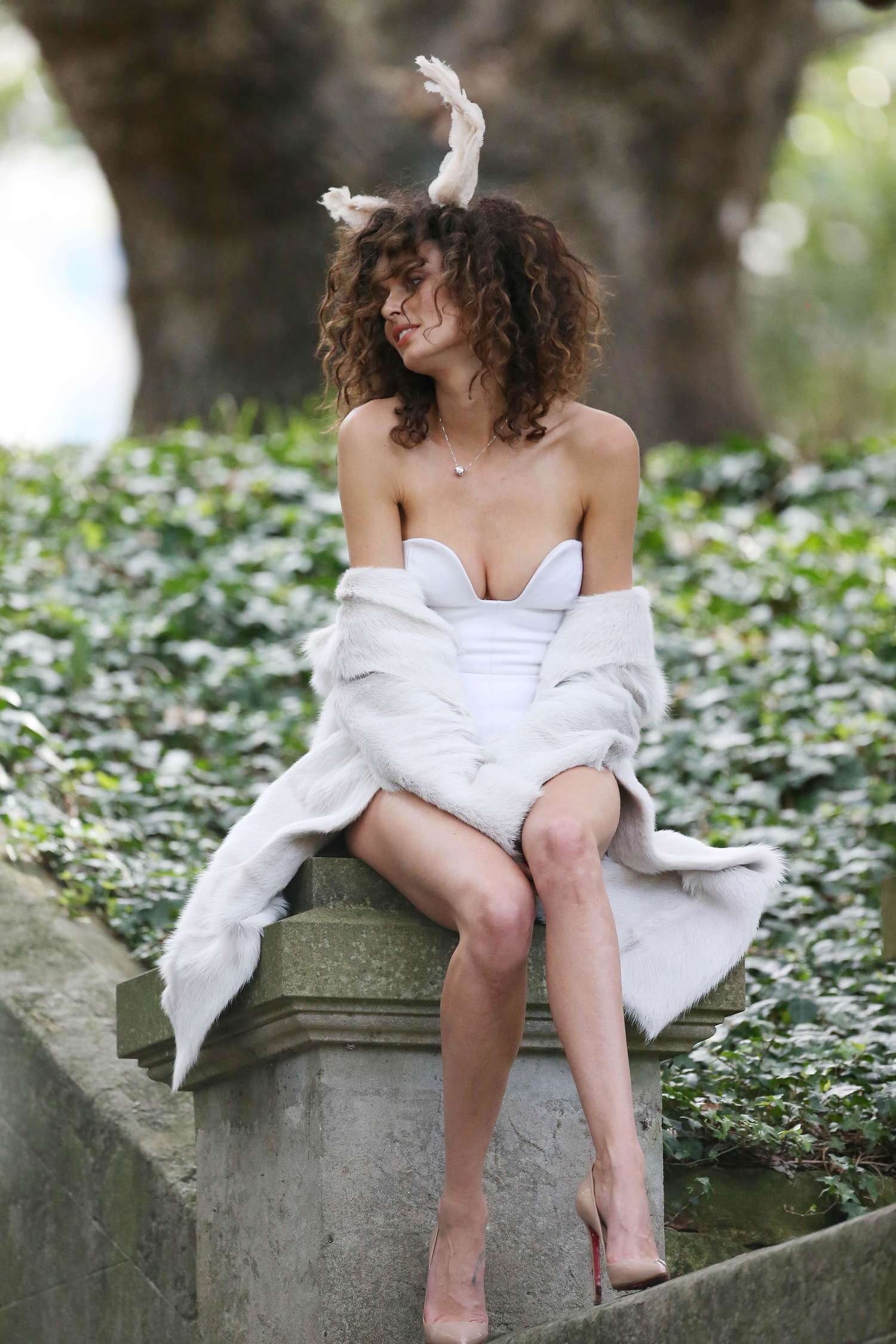 Nicole Trunfio Photoshoot in Sydney
