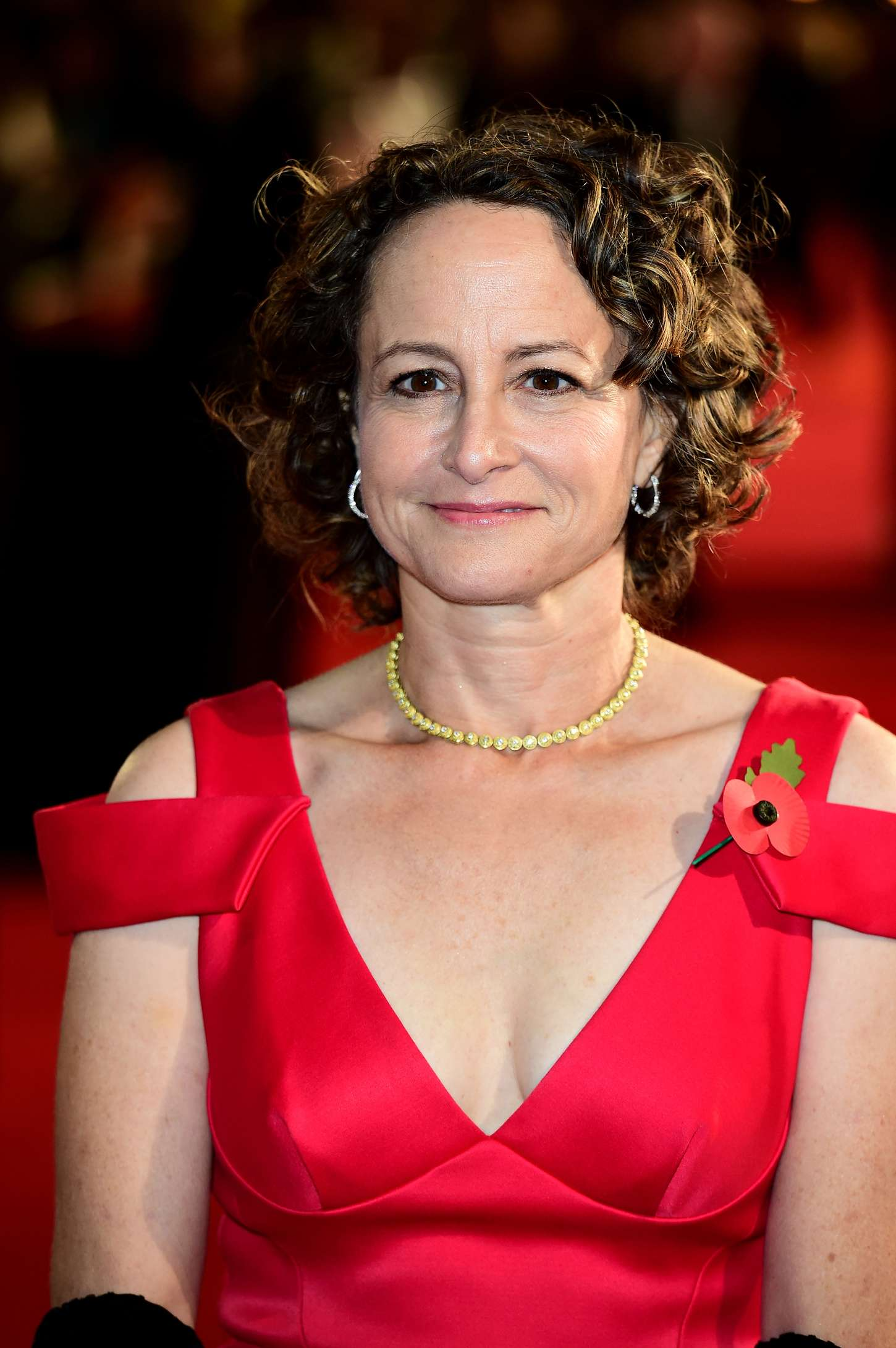 Nina Jacobson The Hunger Games Mockingjay Part Premiere in London
