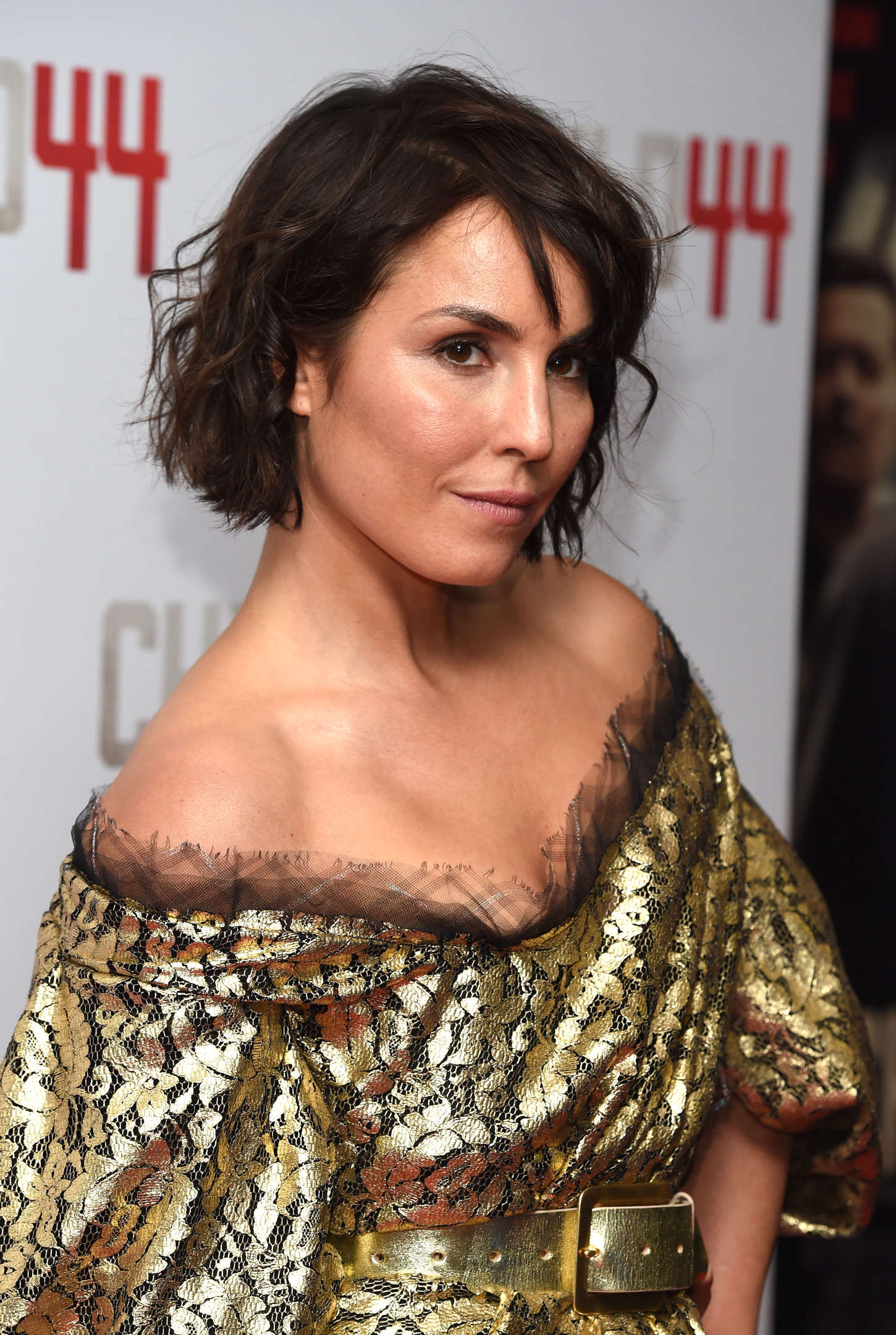 Noomi Rapace Child Premiere in London