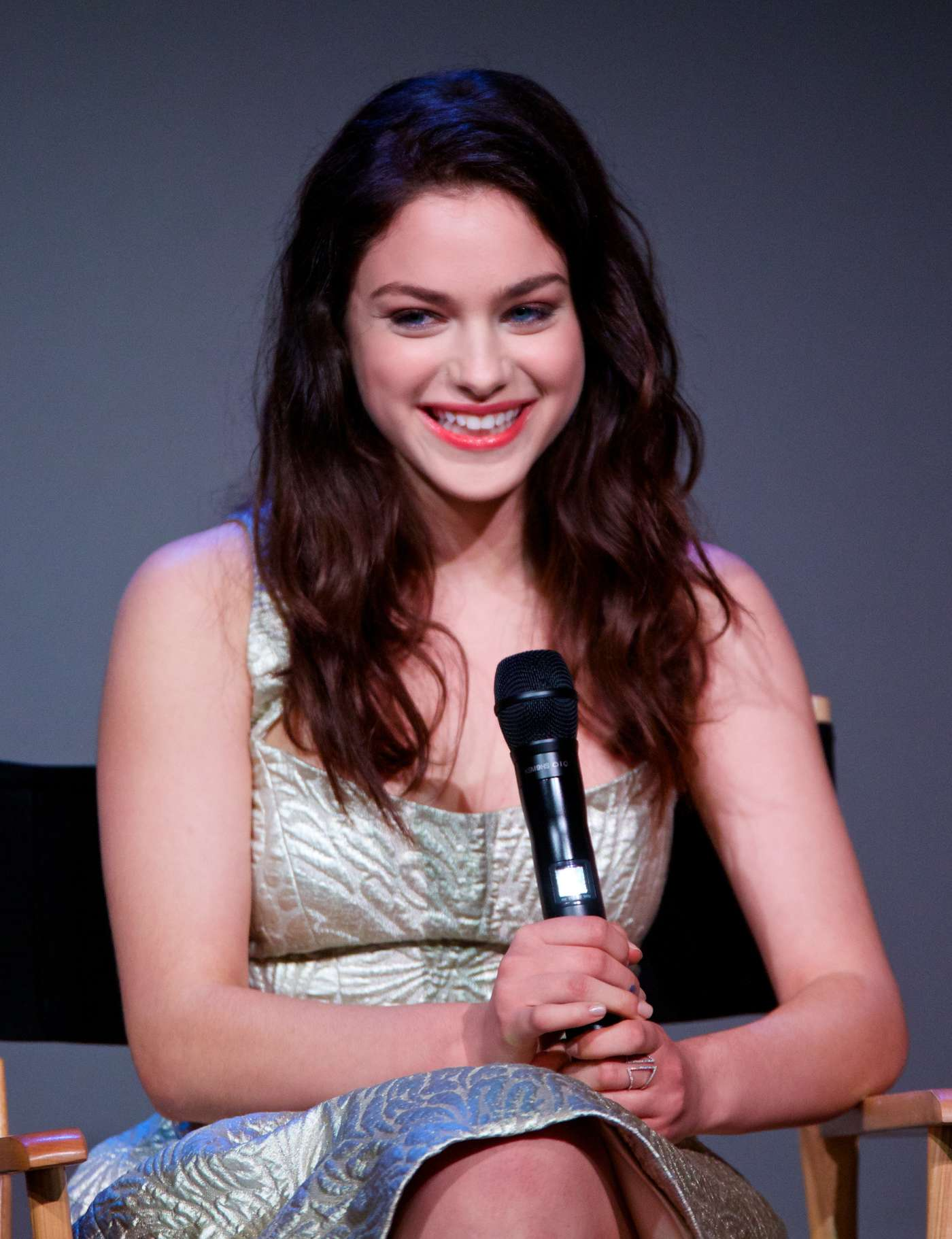 Odeya Rush Meet The Filmmakers at Apple Store Soho in New York
