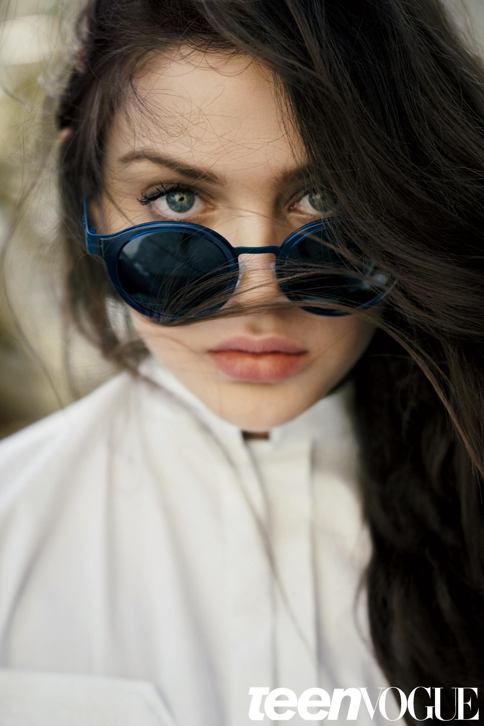 Odeya Rush Teen Vogue Magazine