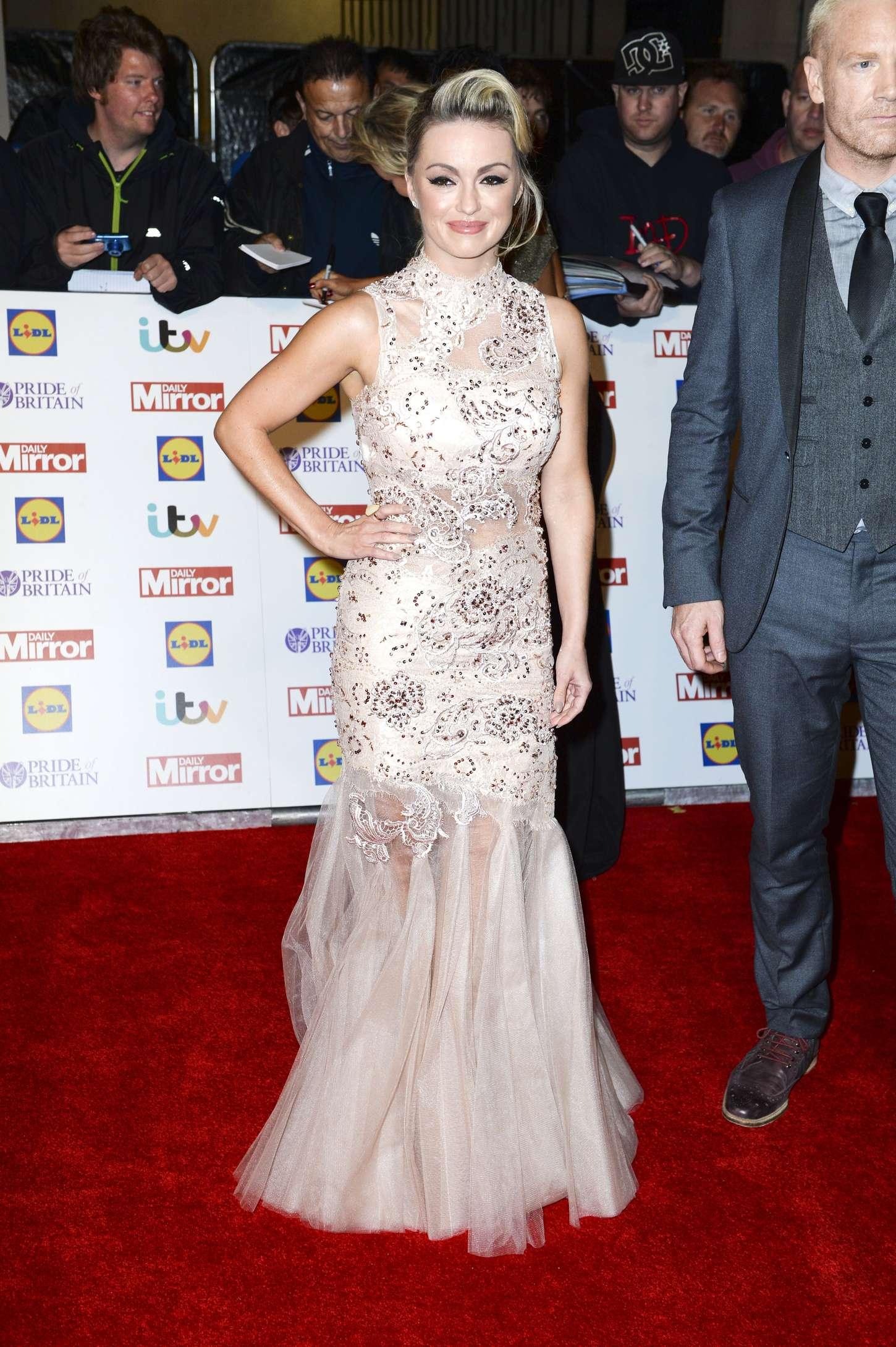 Ola Jordan Pride of Britain Awards in London