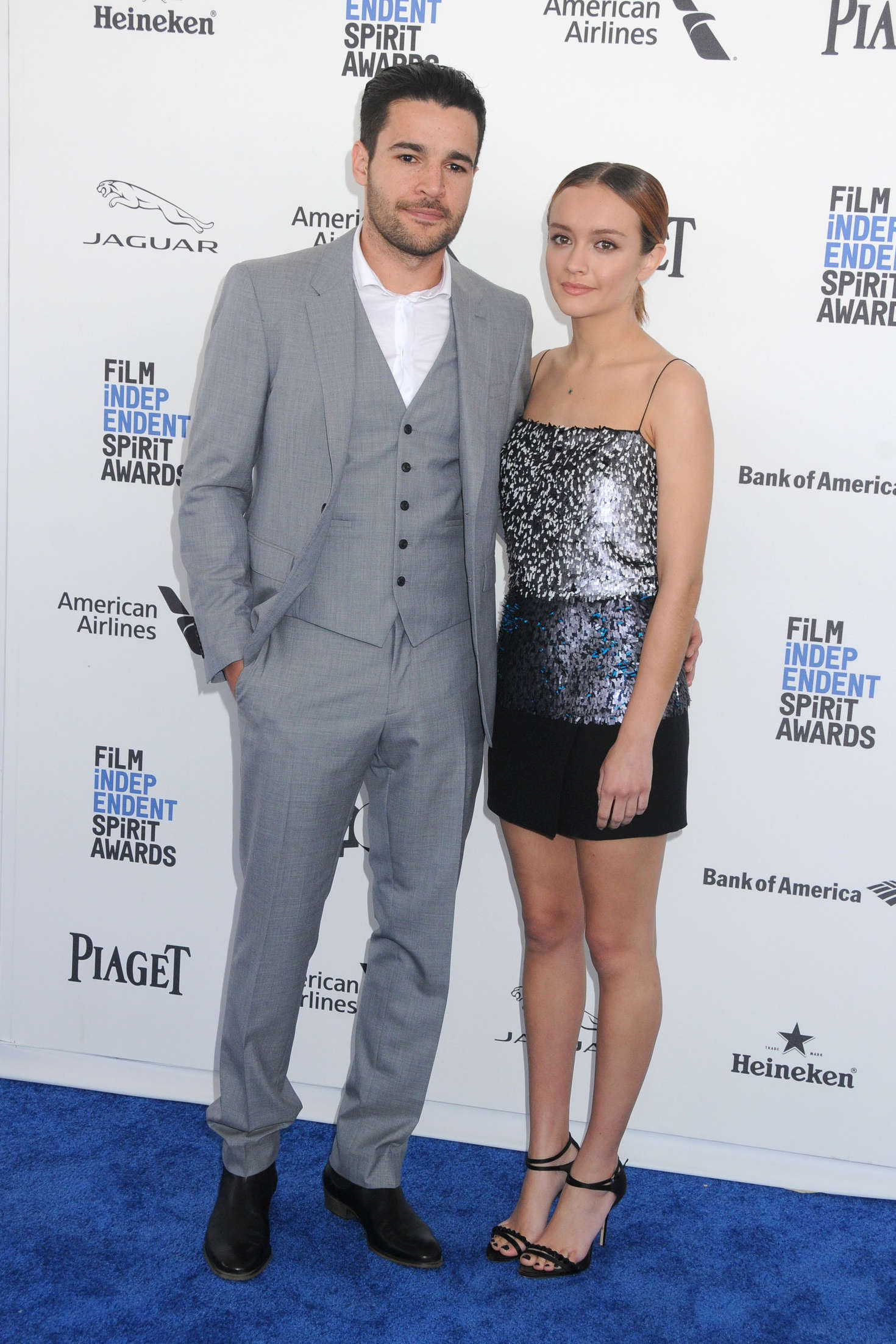 Olivia Cooke Film Independent Spirit Awards in Santa Monica