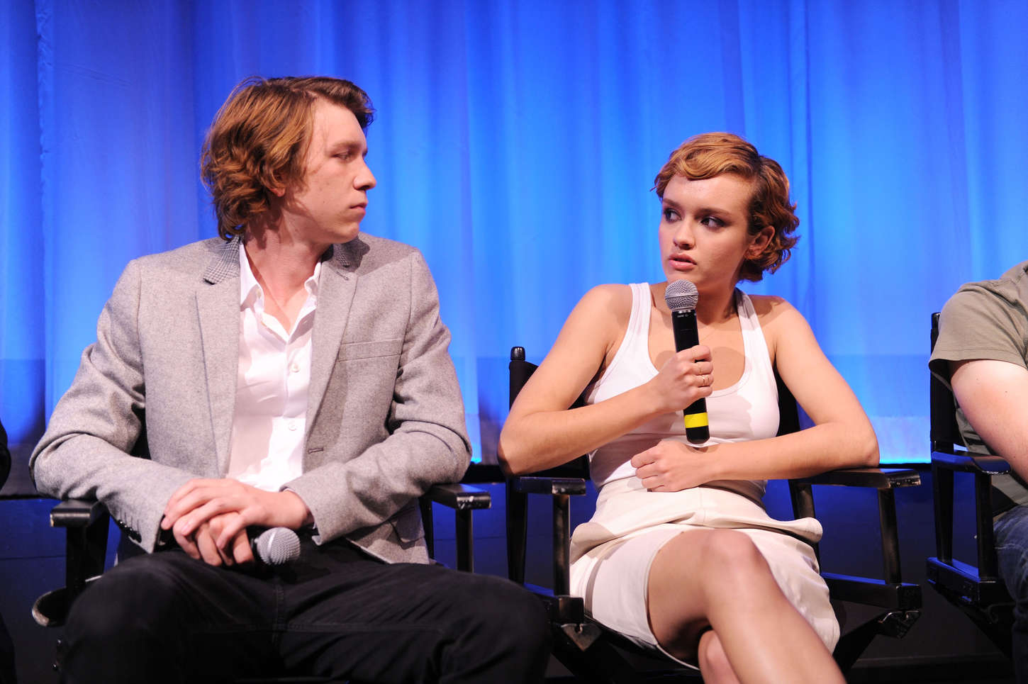 Olivia Cooke Official Academy Screening of Me And Earl and The Dying Girl in New York