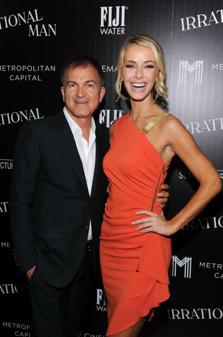 Olivia Jordan Irrational Man Premiere in New York