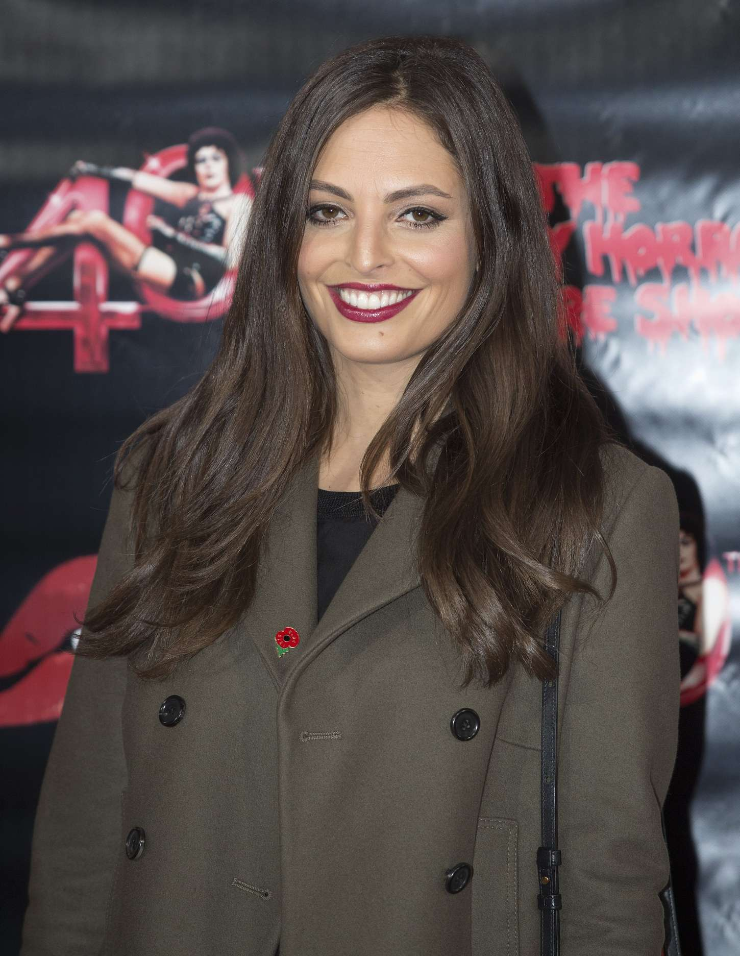 Olivia Wayne The Rocky Horror Picture Show Anniversary Screening in London