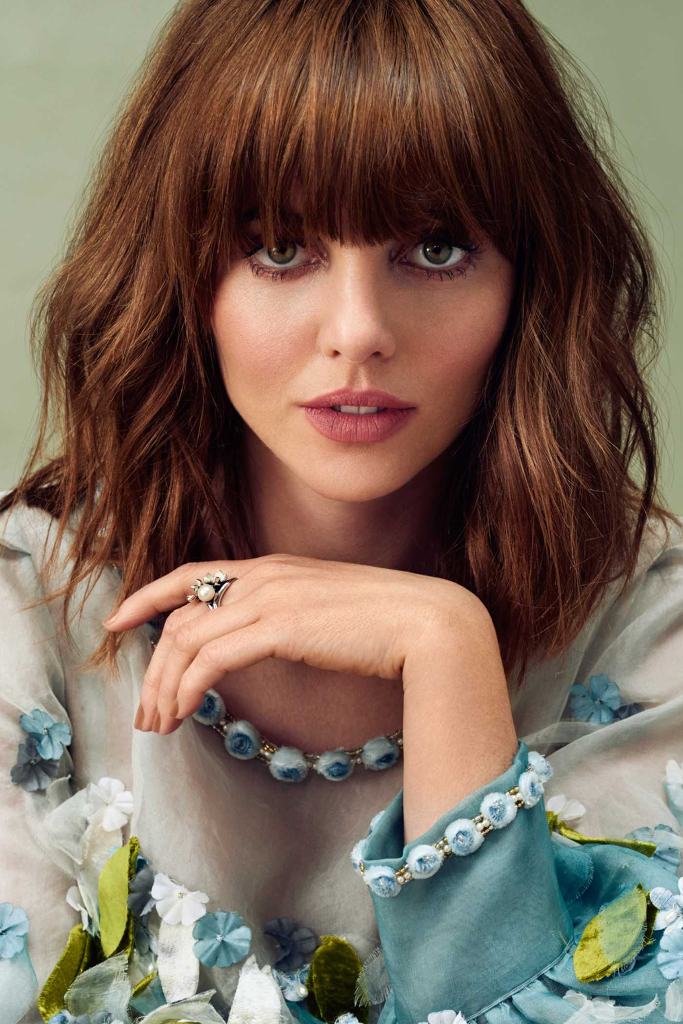 Ophelia Lovibond The Untitled Magazine