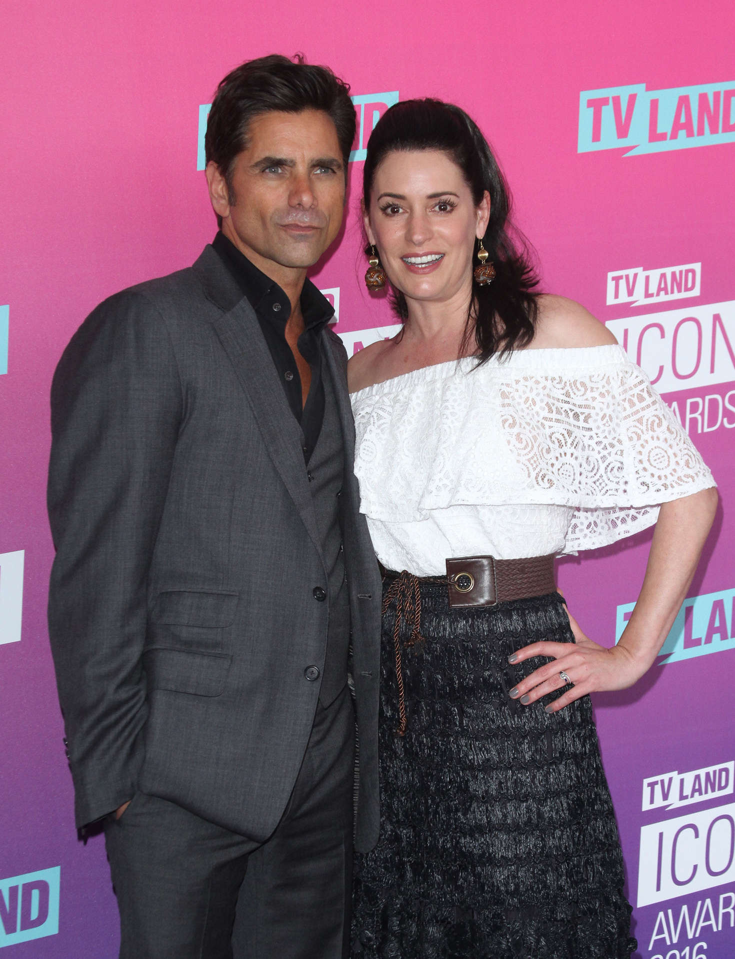 Paget Brewster TV Land Icon Awards in Santa Monica