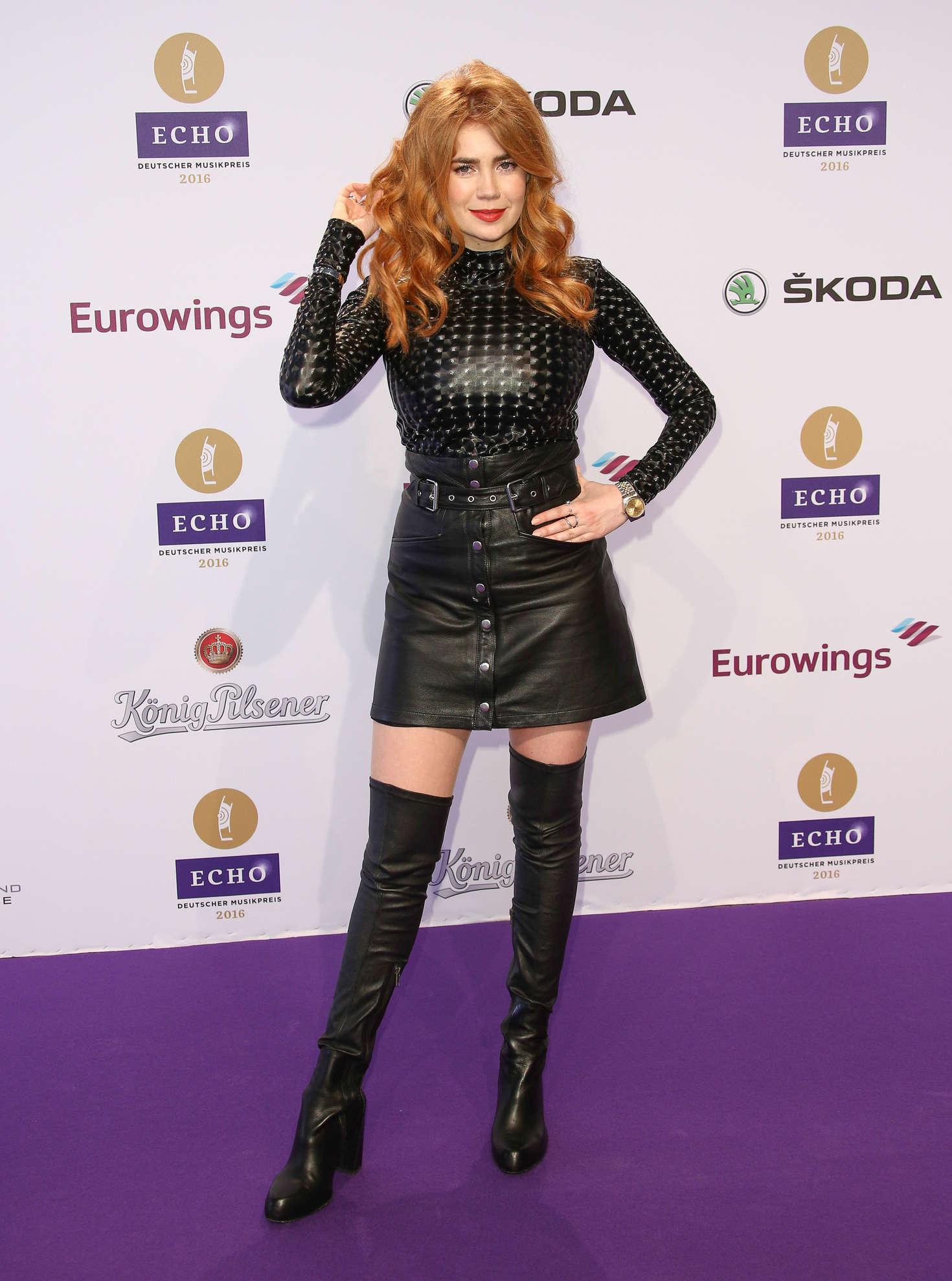Palina Rojinski ECHO Music Awards in Berlin