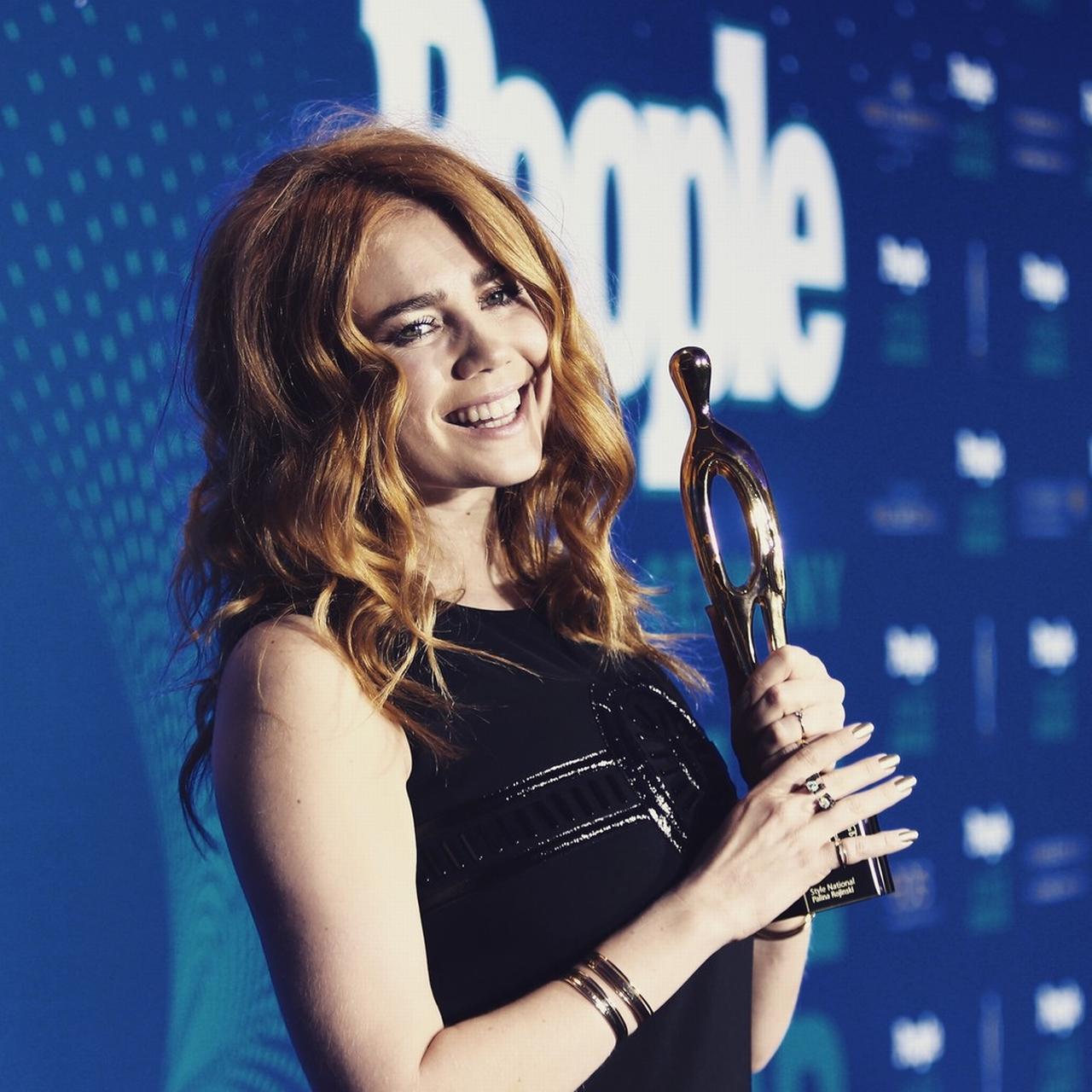 Palina Rojinski PEOPLE Style Awards in Munich
