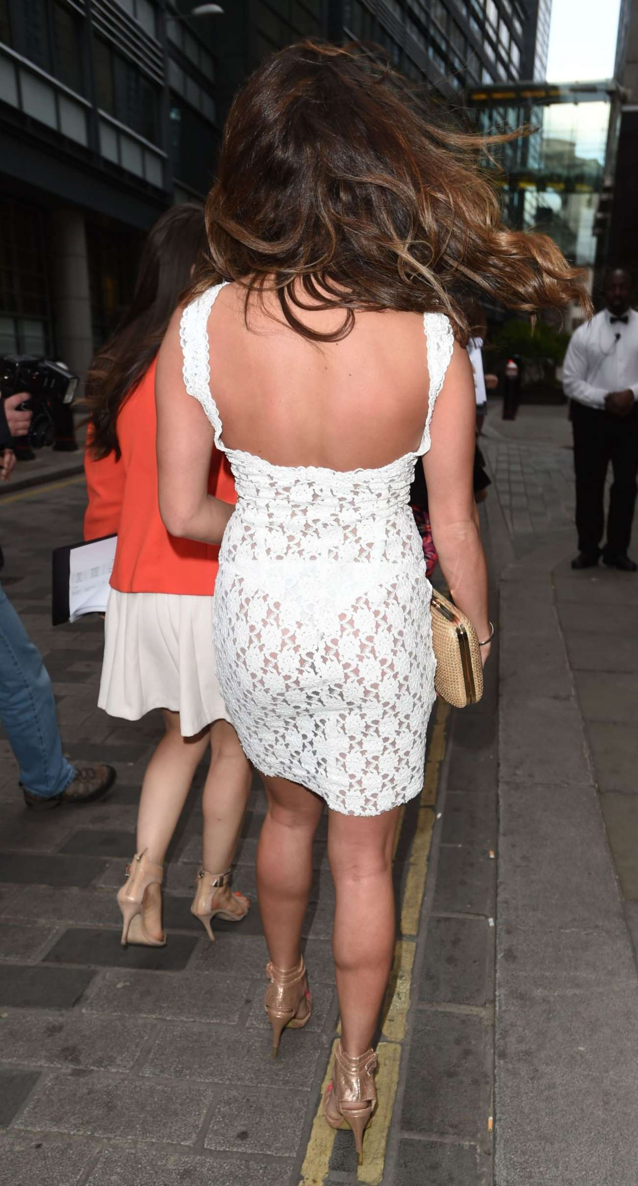 Pascal Craymer Now Magazine Party in London