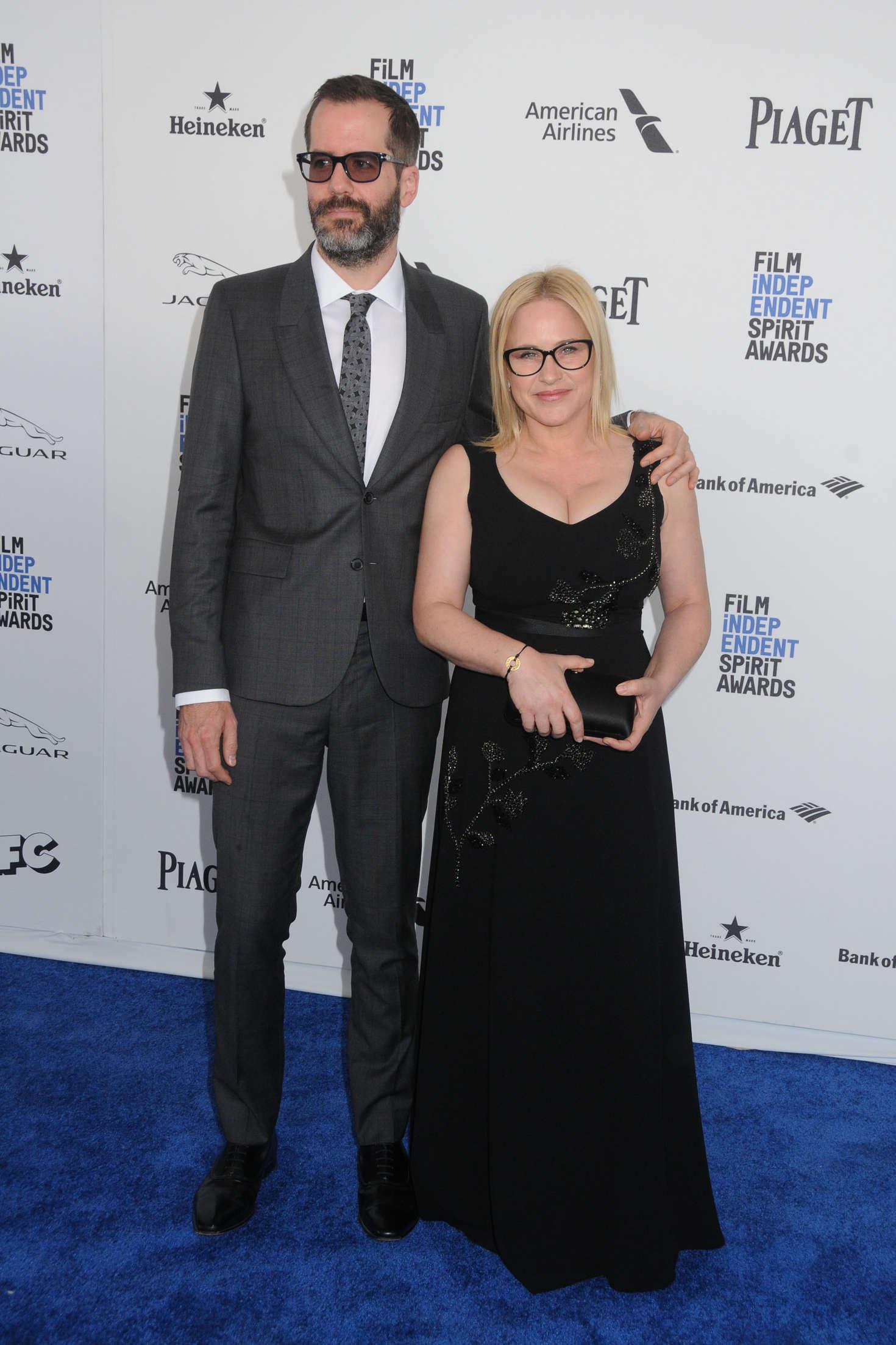 Patricia Arquette Film Independent Spirit Awards in Santa Monica