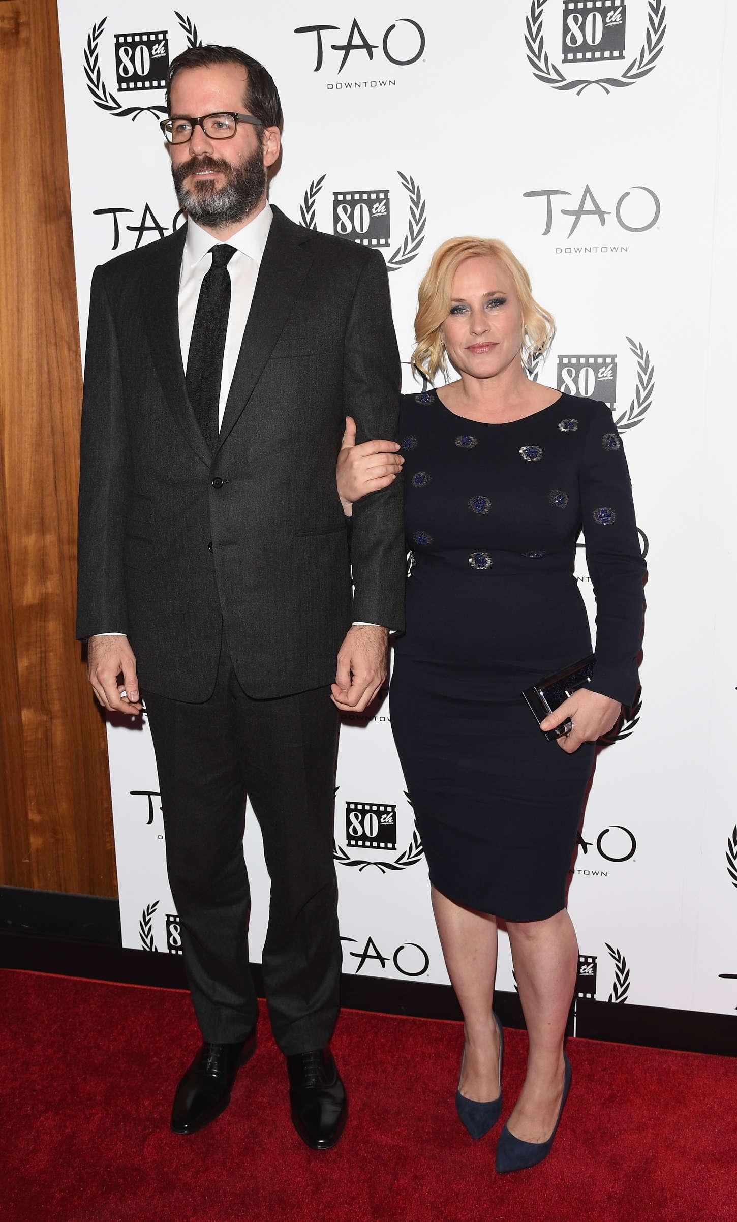 Patricia Arquette New York Film Critics Circle Awards in New York