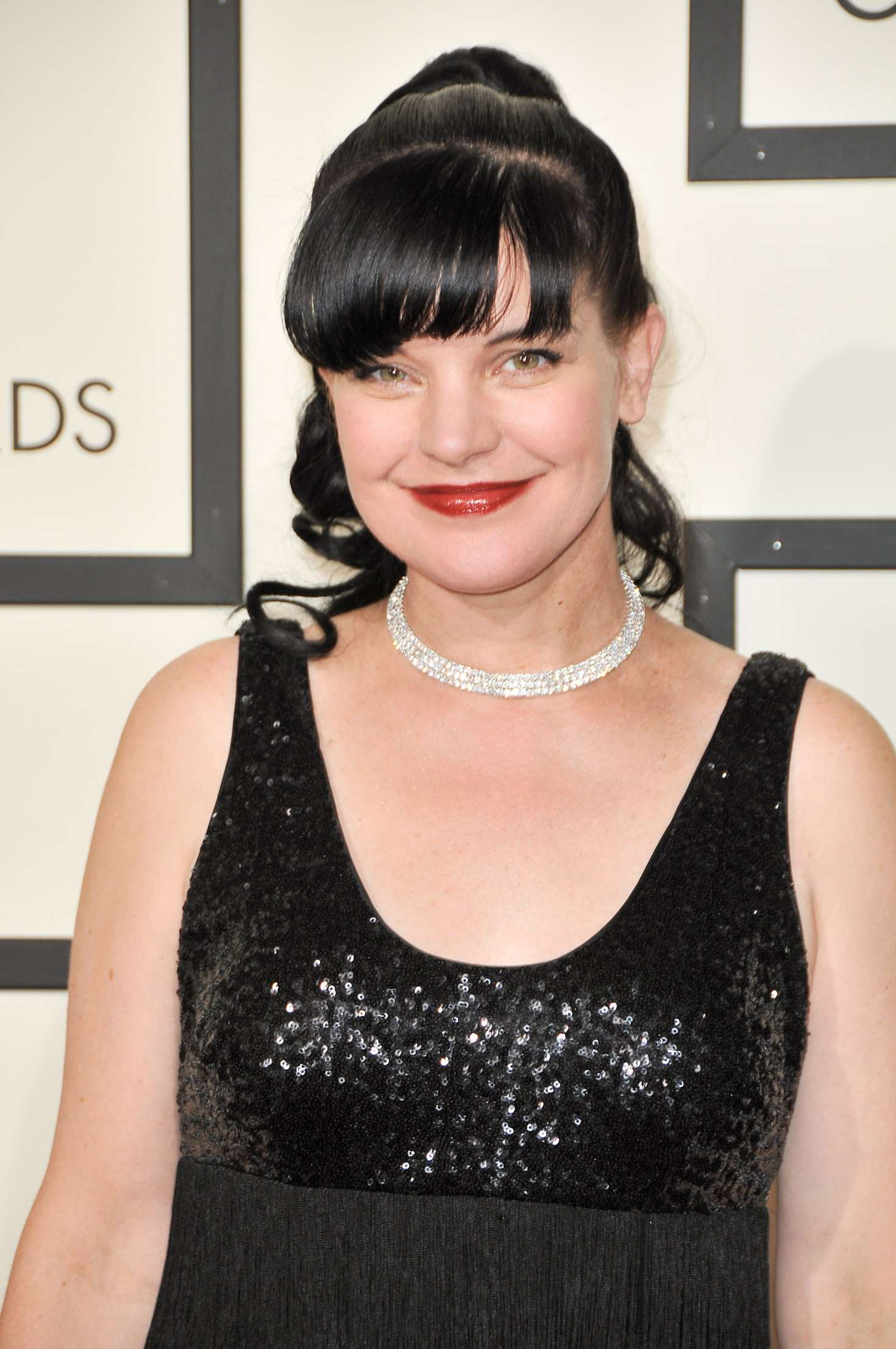 Pauley Perrette Annual GRAMMY Awards in Los Angeles